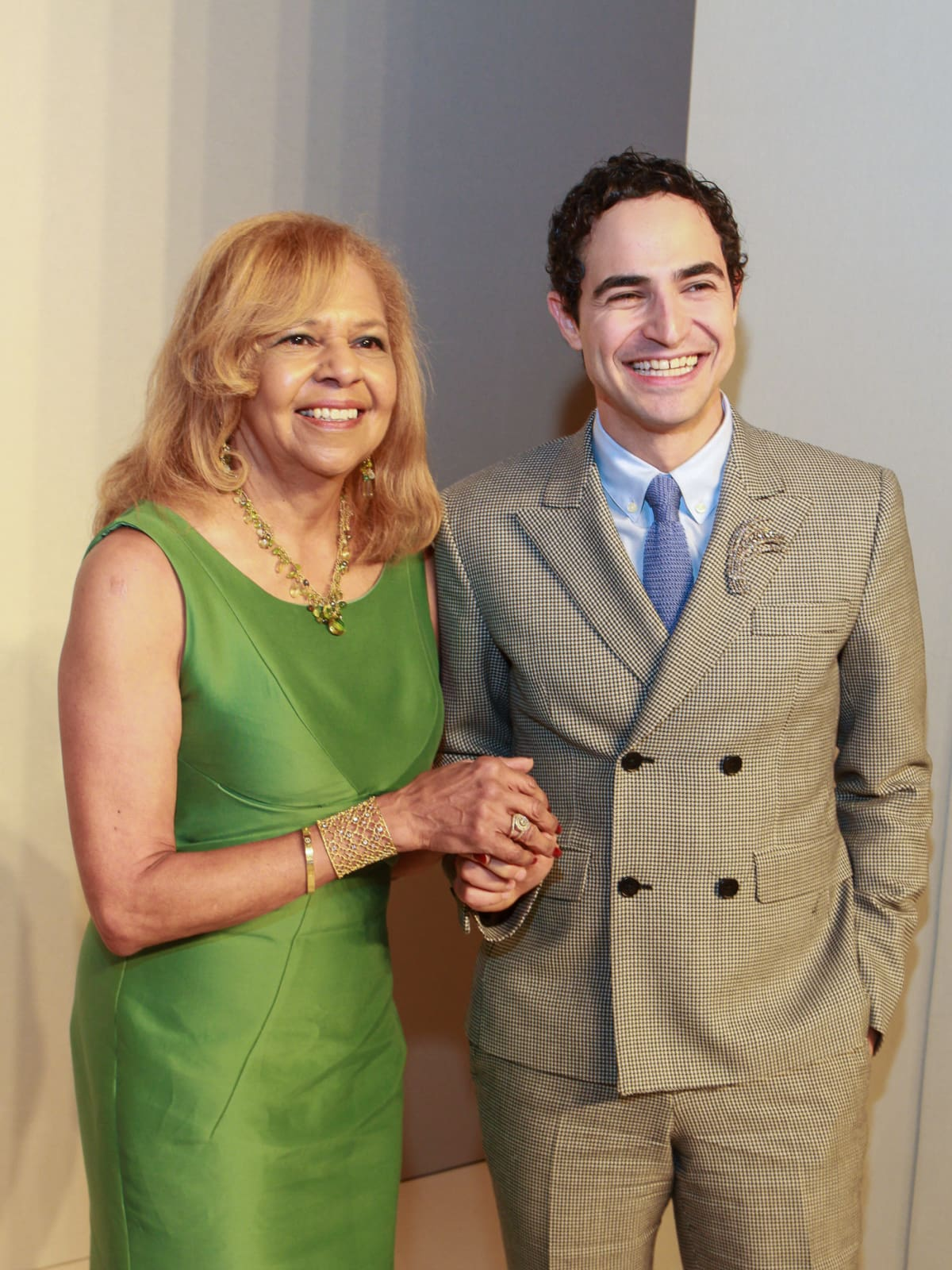 Best Dressed Luncheon, March 2016, Dr. Yvonne Cormier, Zac Posen
