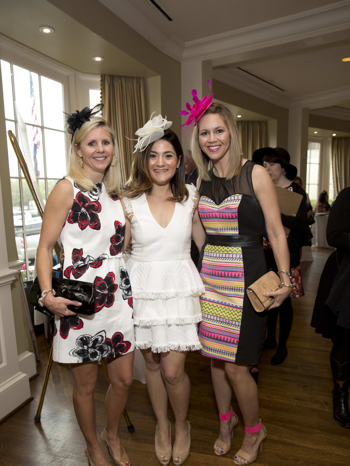 Hats Off to Mothers, March 2016, Allison Cattan, J Ordan Folloder, Kate Harrison