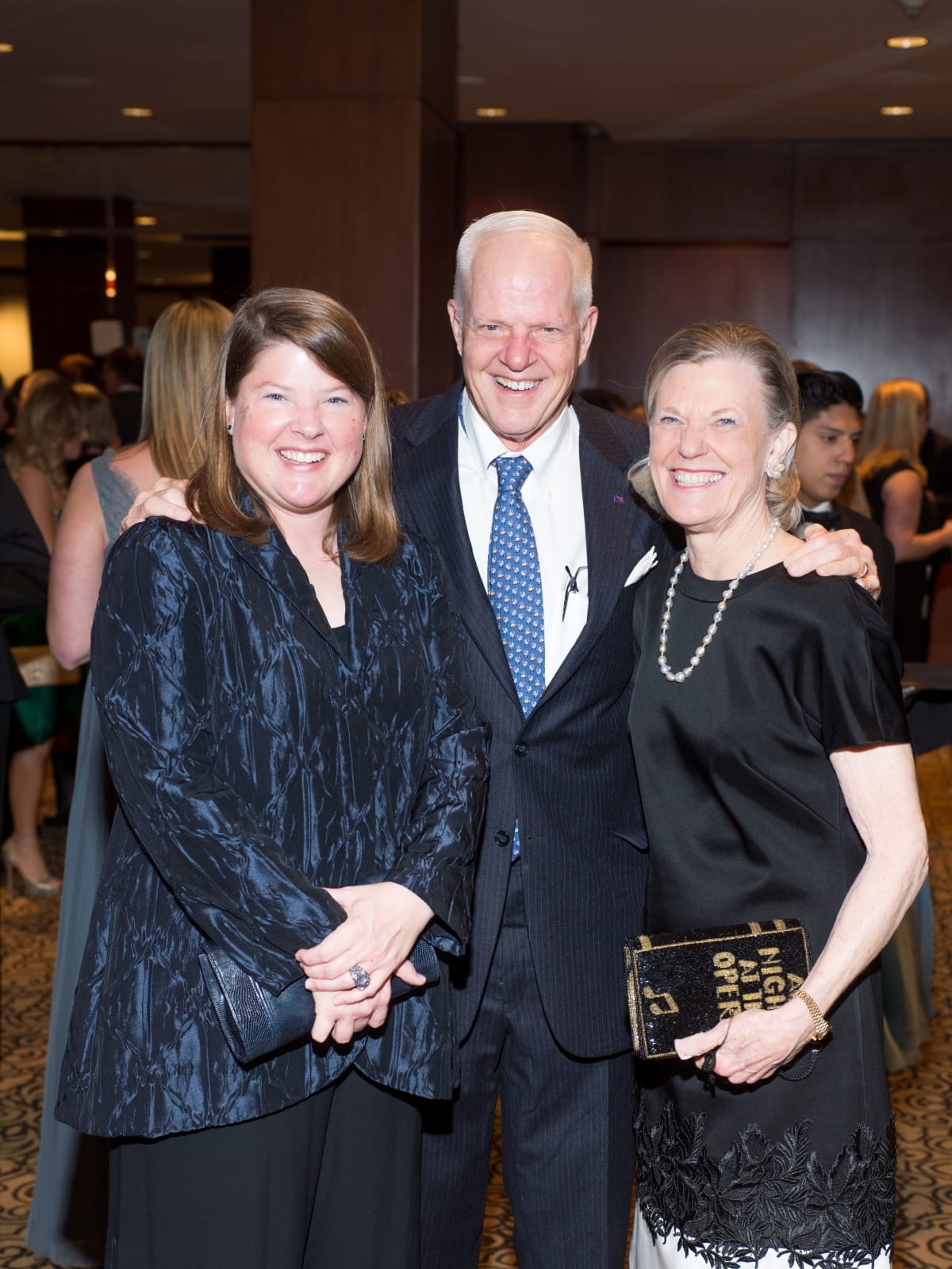 Covenant House Gala, March 2016, Susan Stasney, Dr. Dick Stasney, Susan Stasney