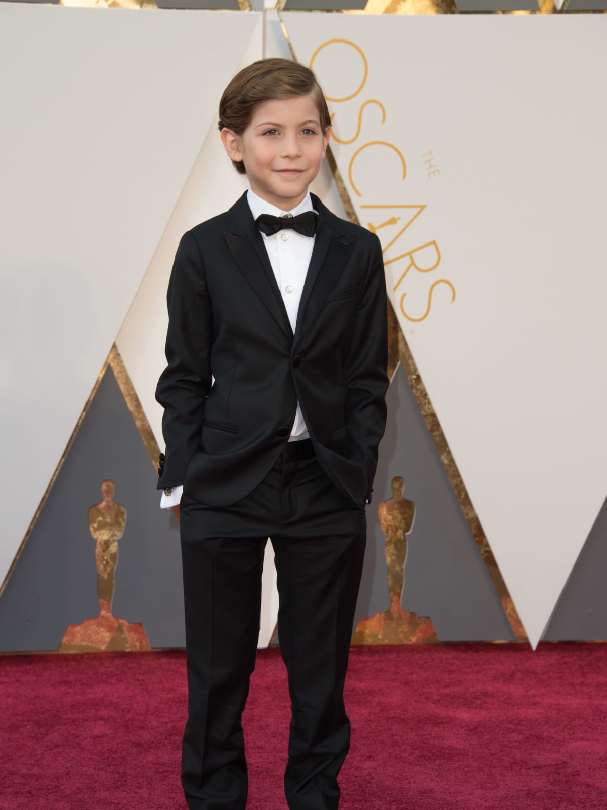 Jacob Tremblay at Oscars