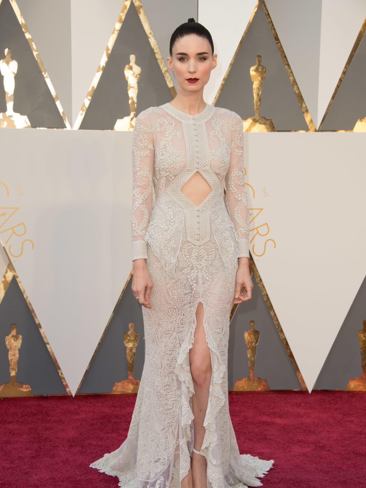 Rooney Mara at Oscars