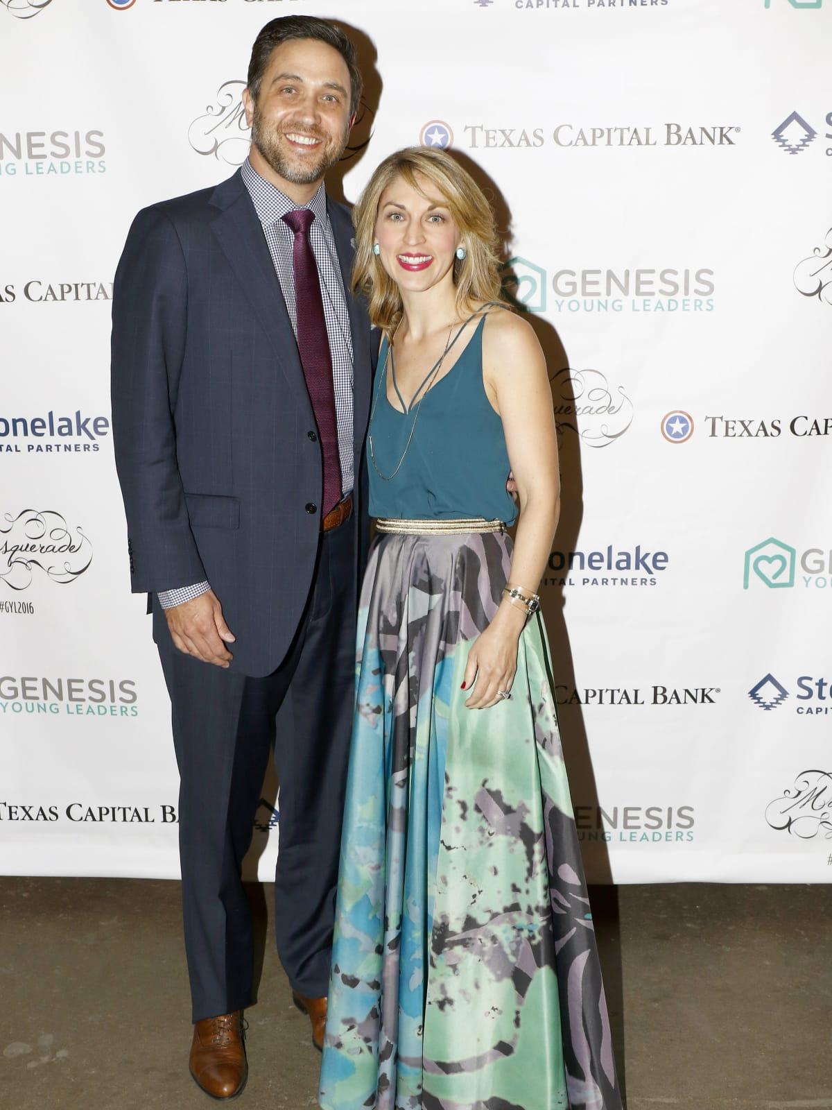 Chris Hughes, Jessica Hughes