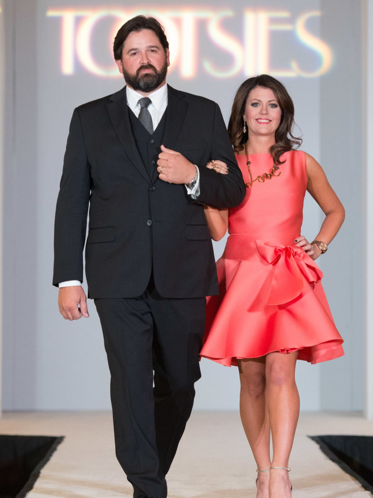Tootsies Love's In Fashion, Feb. 2016, Brian Caswell, Jennifer Caswell