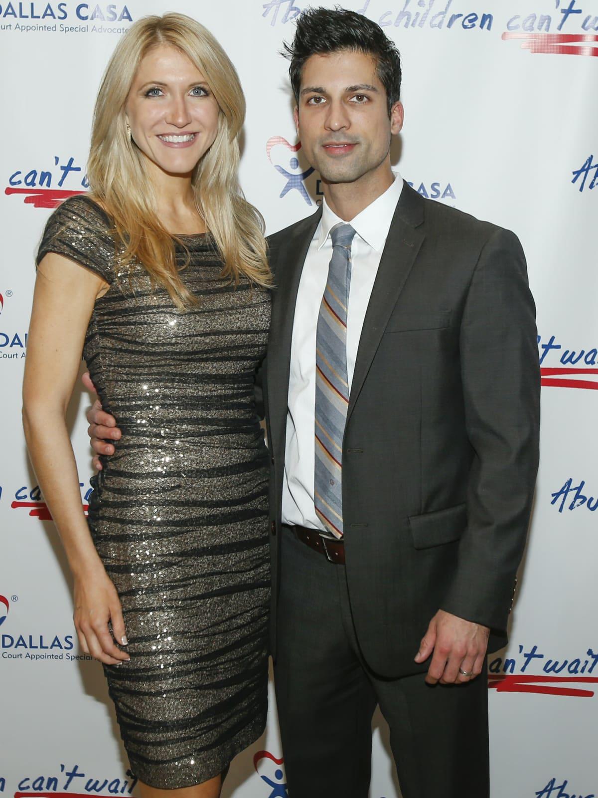 Farid and Jennifer Dharamsi