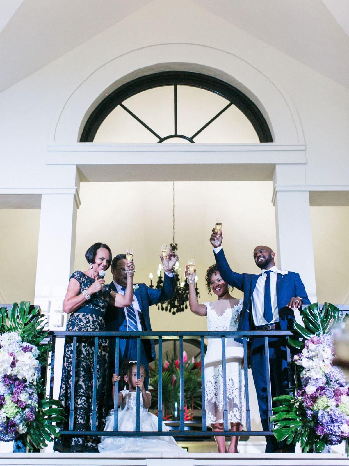 Wonderful Weddings, Kendhal Gardner, Feb. 2016, Dr. Donald G. Gardner, Gayla Gardner, Kendahl and John