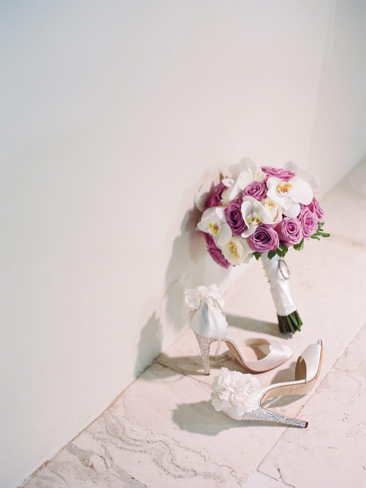 Wonderful Weddings, Kendhal Gardner, Feb. 2016, custom shoes