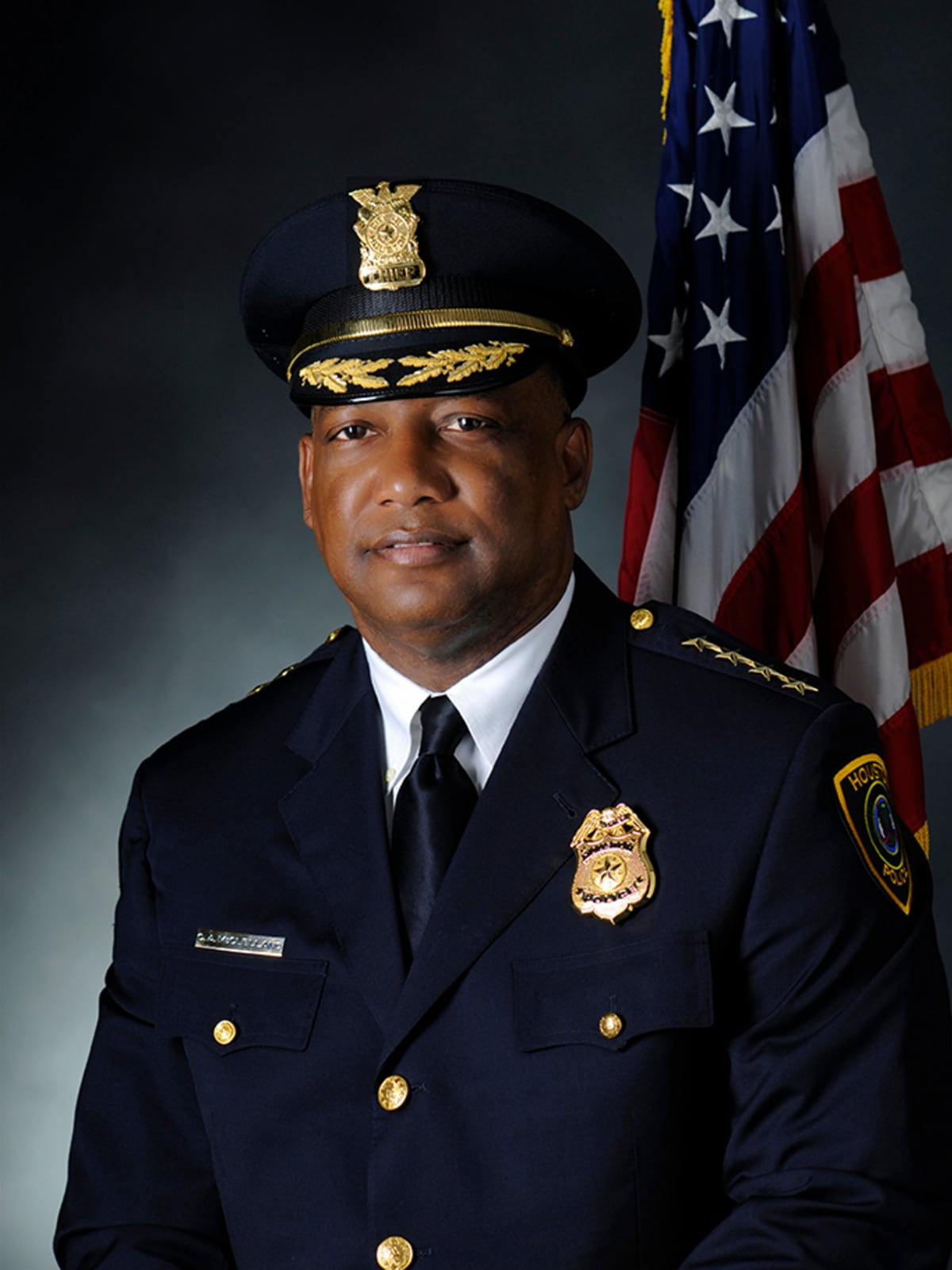 Charles McClelland Houston Police Chief