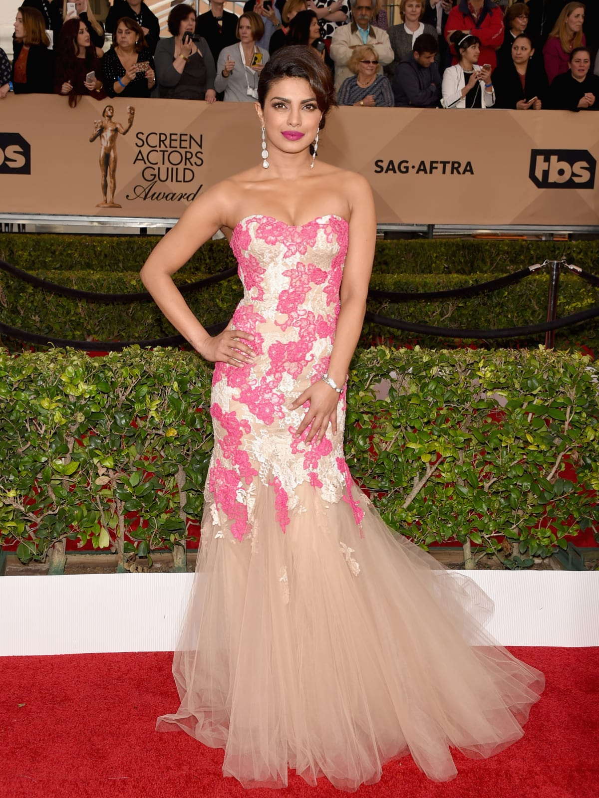 Priyanka Chopra at Screen Actor Guild Awards
