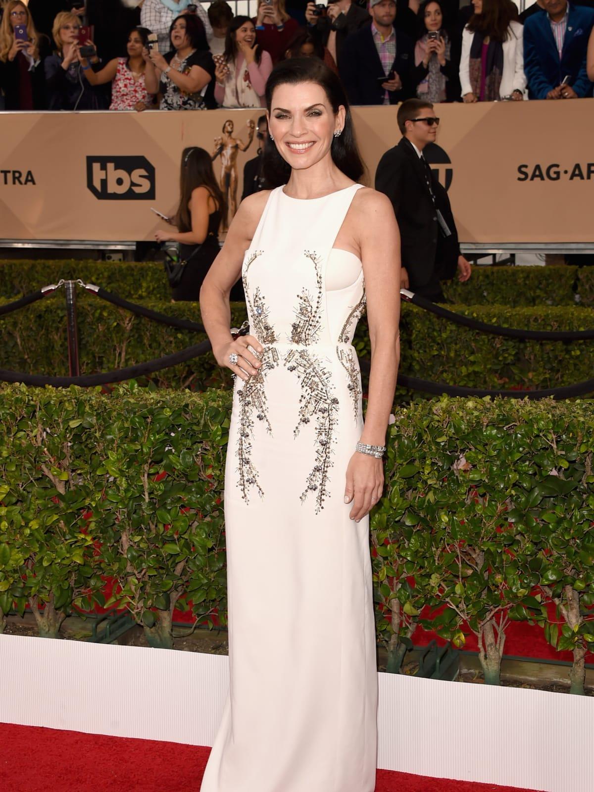 Juliana Marguiles at Screen Actors Guild Awards