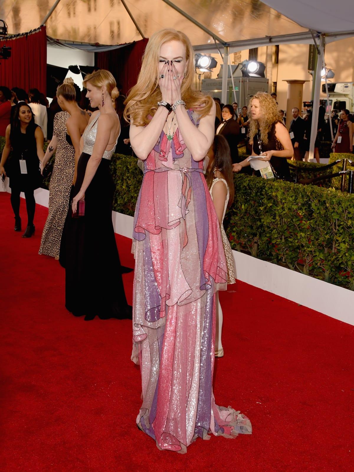 Nicole Kidman at Screen Actors Guild Awards