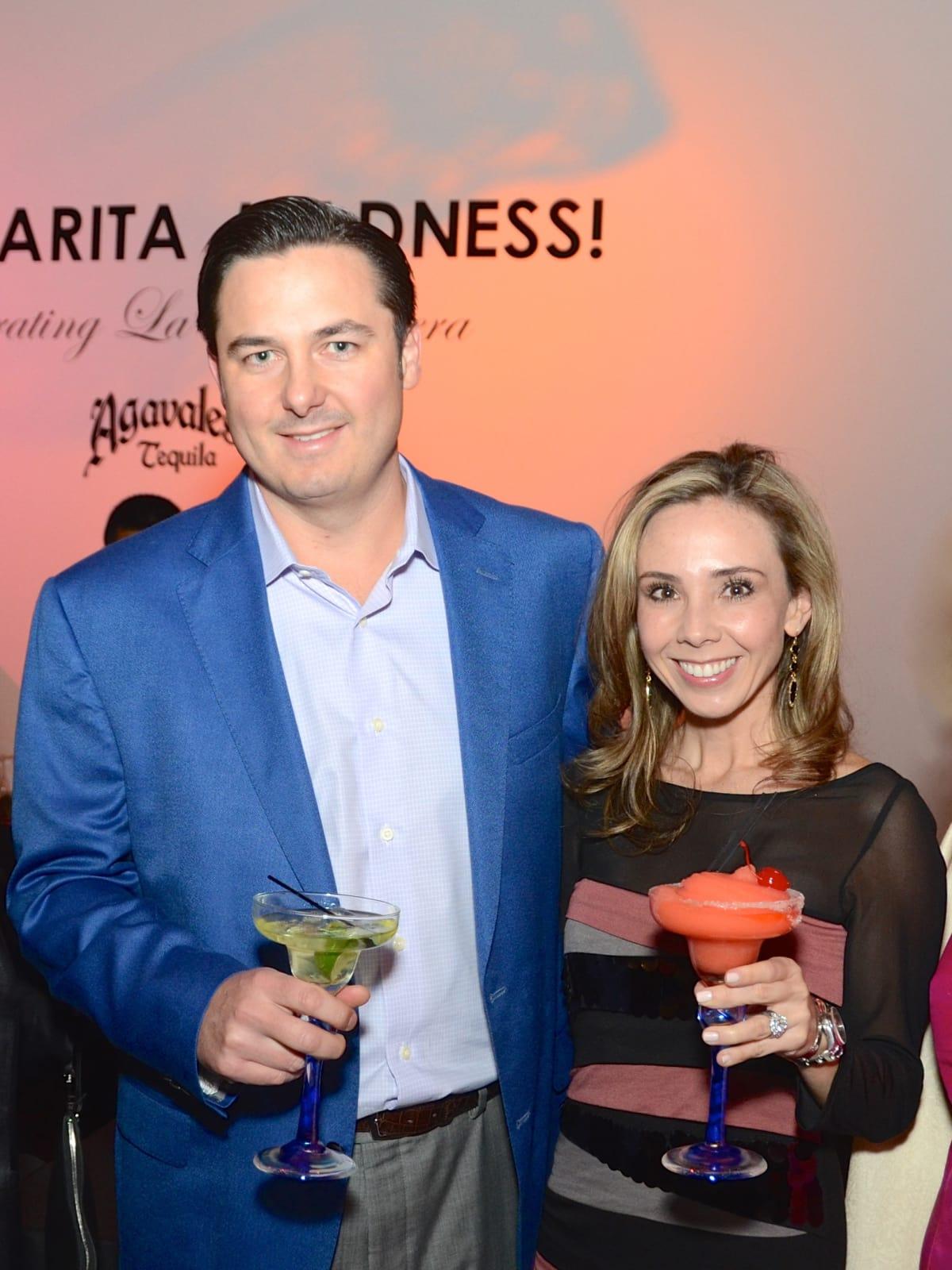Center for Contemporary Craft, Margarita Madness, Jan. 2016, Eduardo & Maria Morales