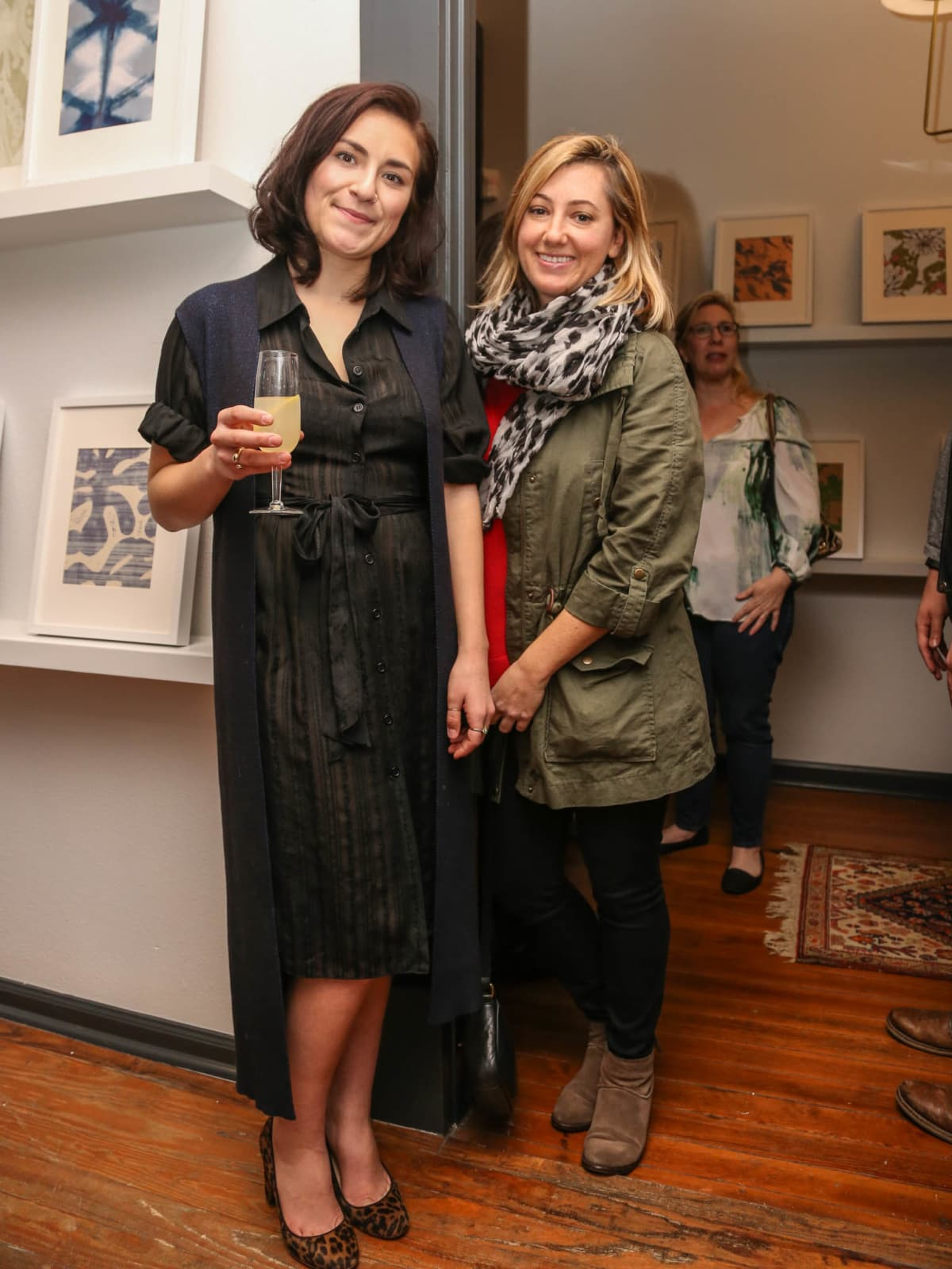 TRIBEZA Interiors Tour 2016 Kickoff at SUPPLY Showroom Madeline Parsons Heidi Lowry