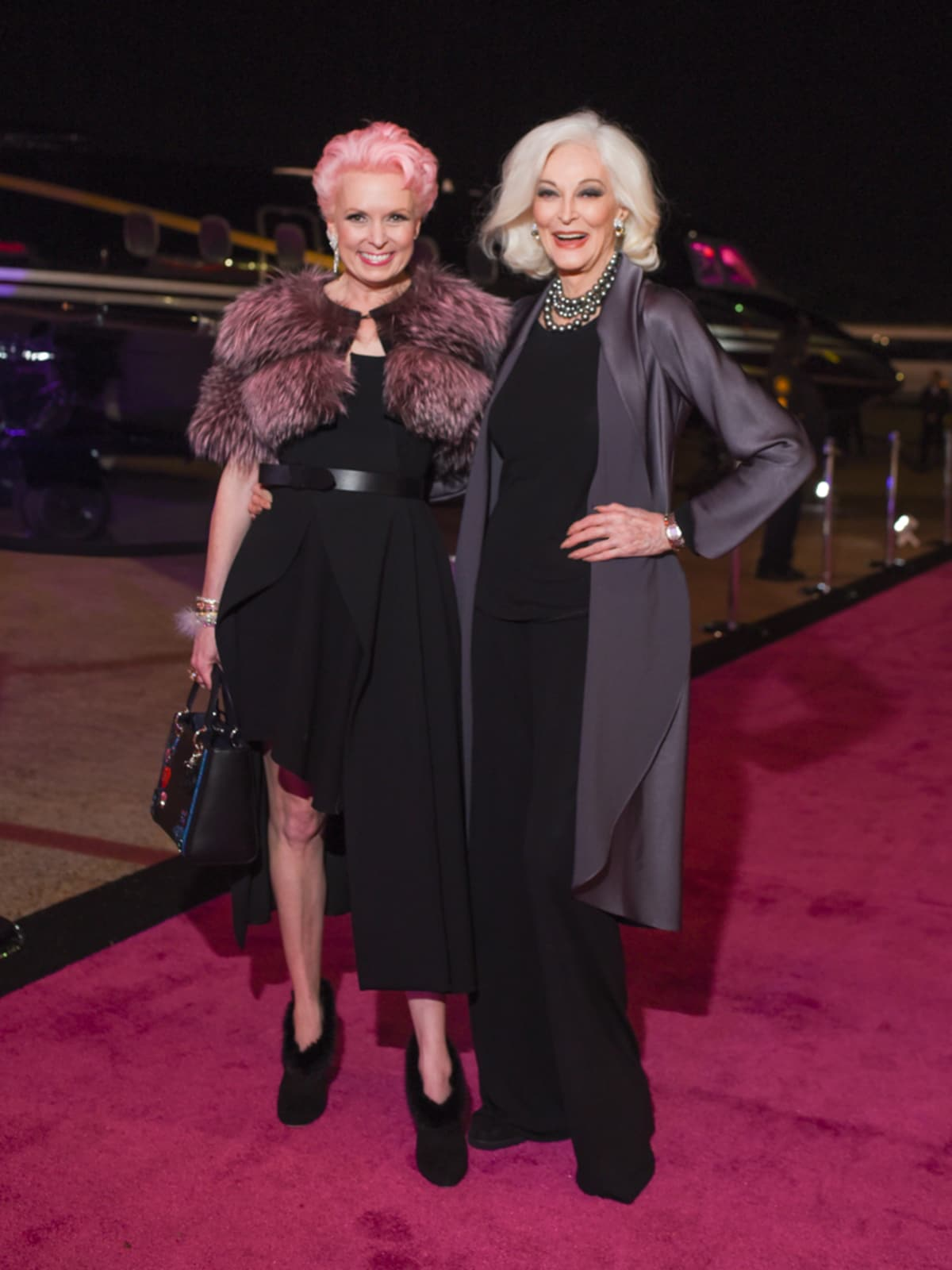 News, Heart of Fashion, Vivian Wise, Carmen Dell'Orefice, Nov. 2015