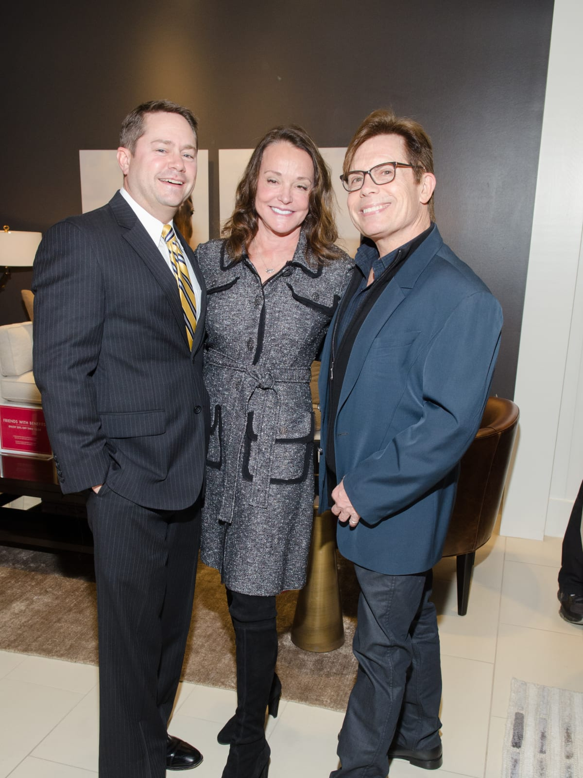 News, PetSet Gifting, Dec. 2015 Brian Williams, Goldie Rose, David Frost