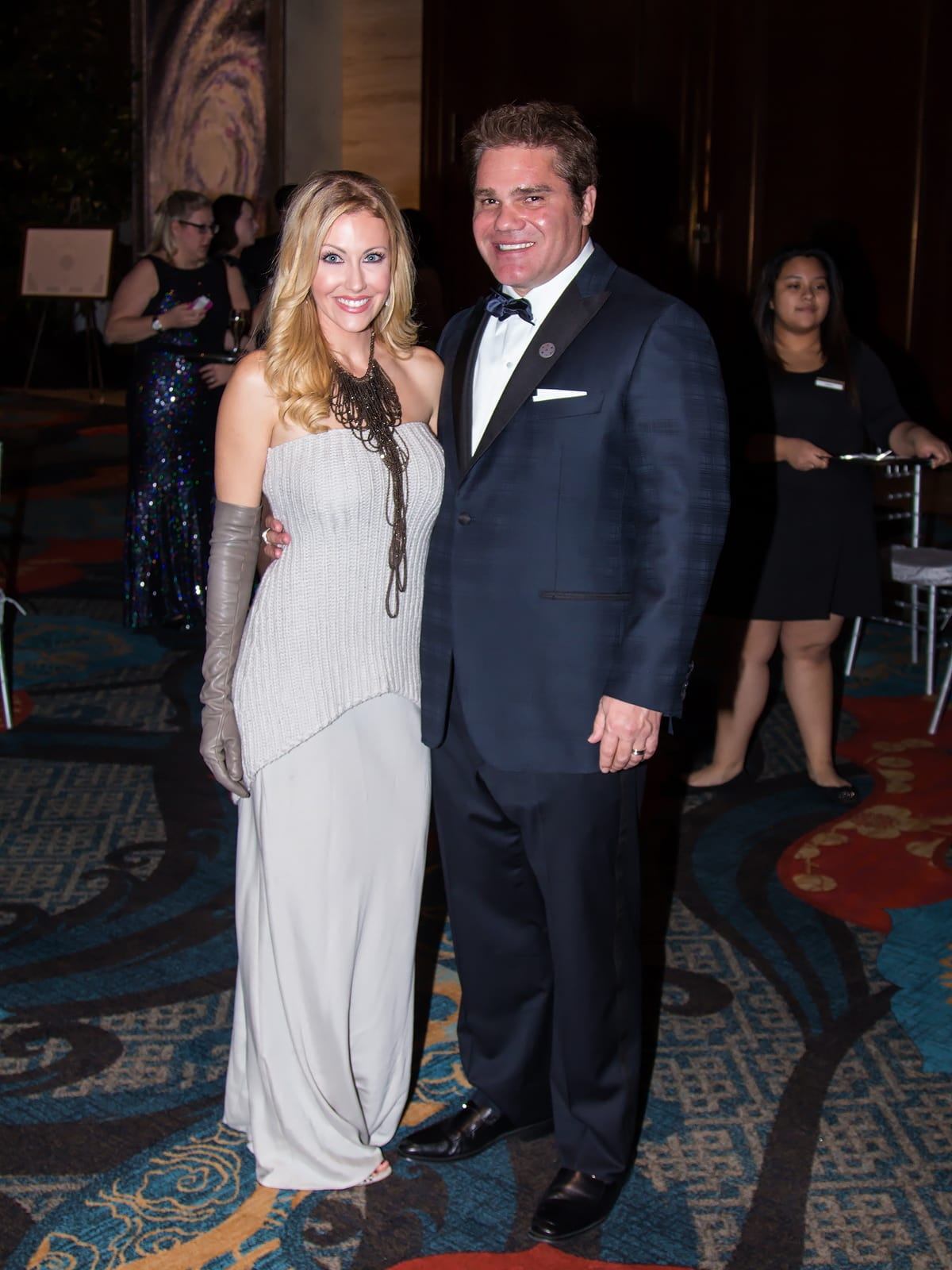 Stephanie Hollman, Travis Hollman