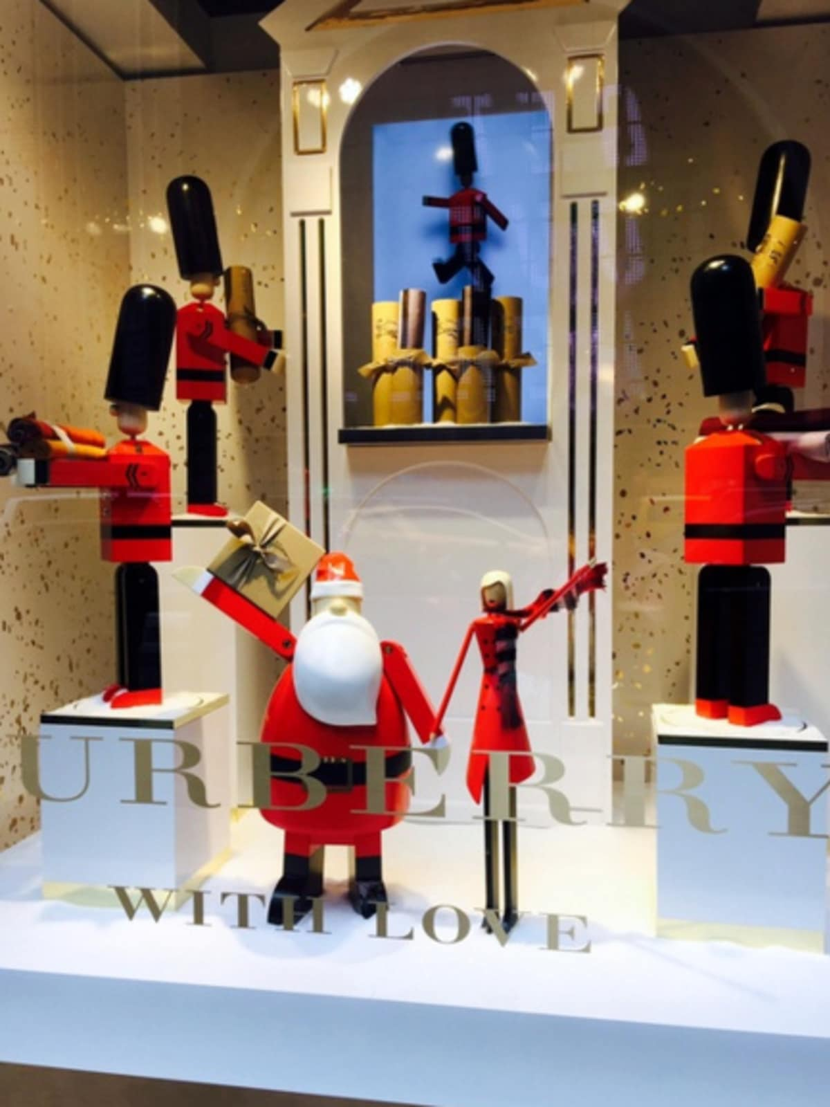 News, NYC Christmas decor, Dec. 2015