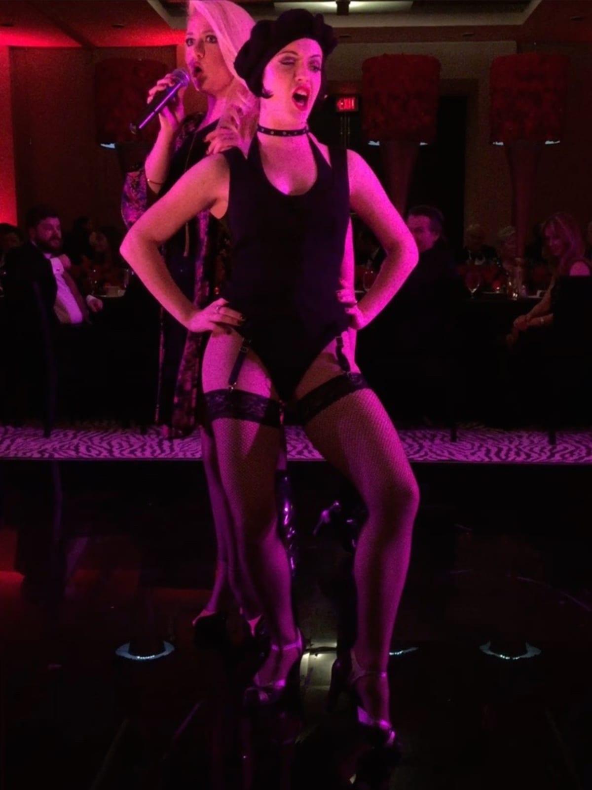 News, Shelby, Sing for Hope Cabaret, Nov. 2015