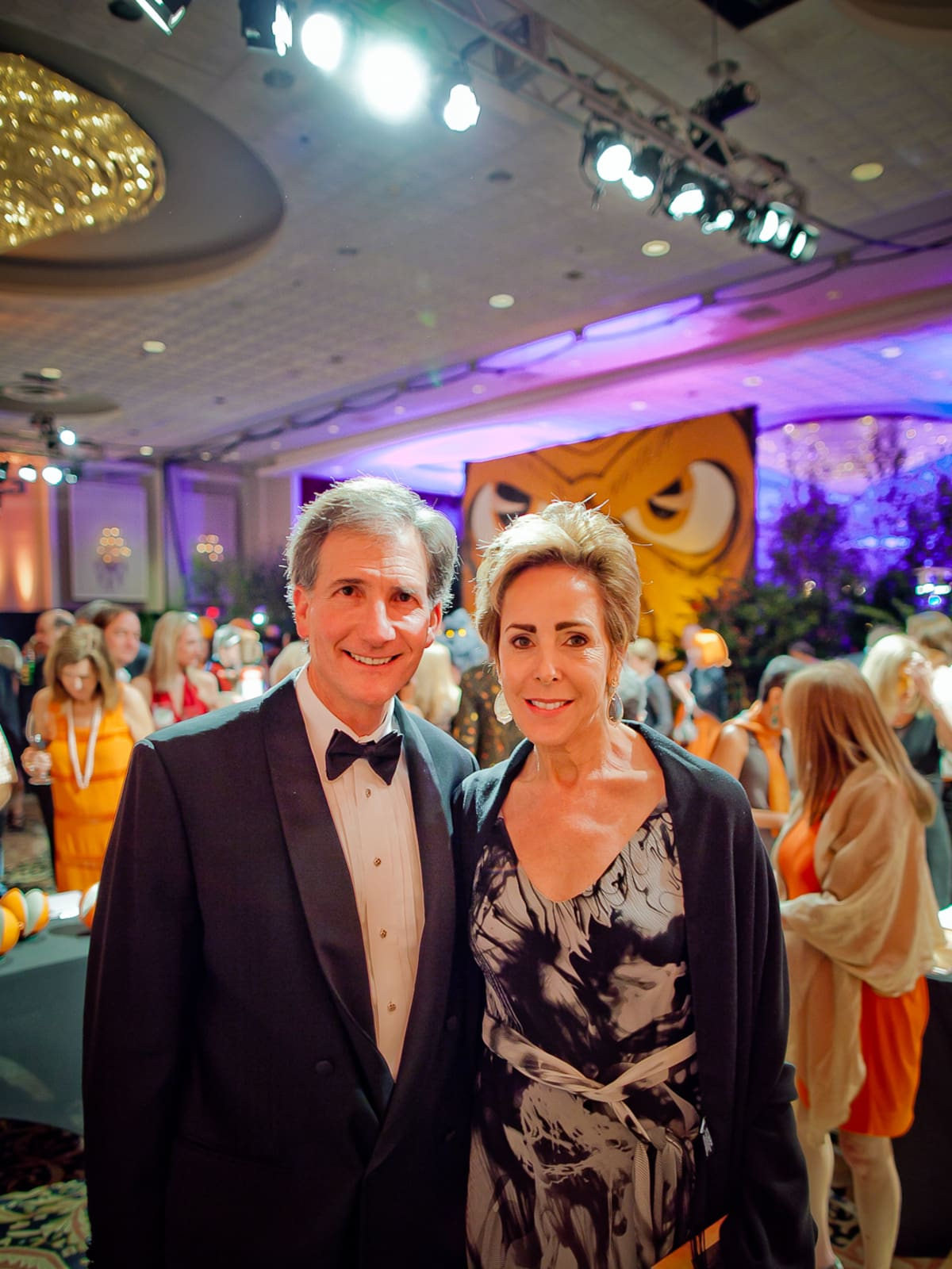 Orange Show Gala Bill and Liz Decker
