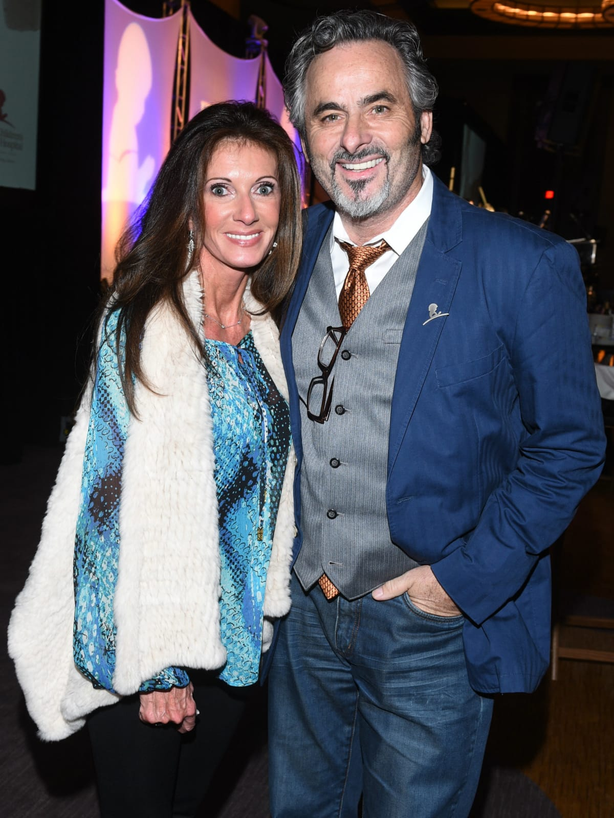David & Anita Feherty