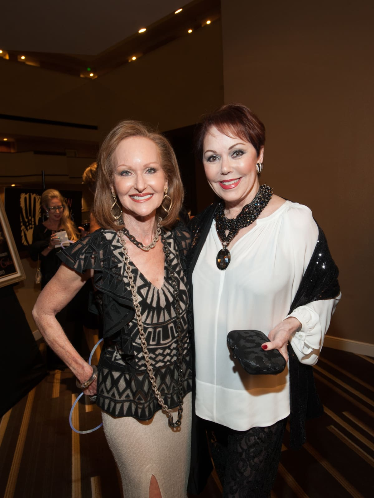 News, Shelby, Houston Children's Charity gala, NOv. 2015, Carol Sawyer, Chris Kase