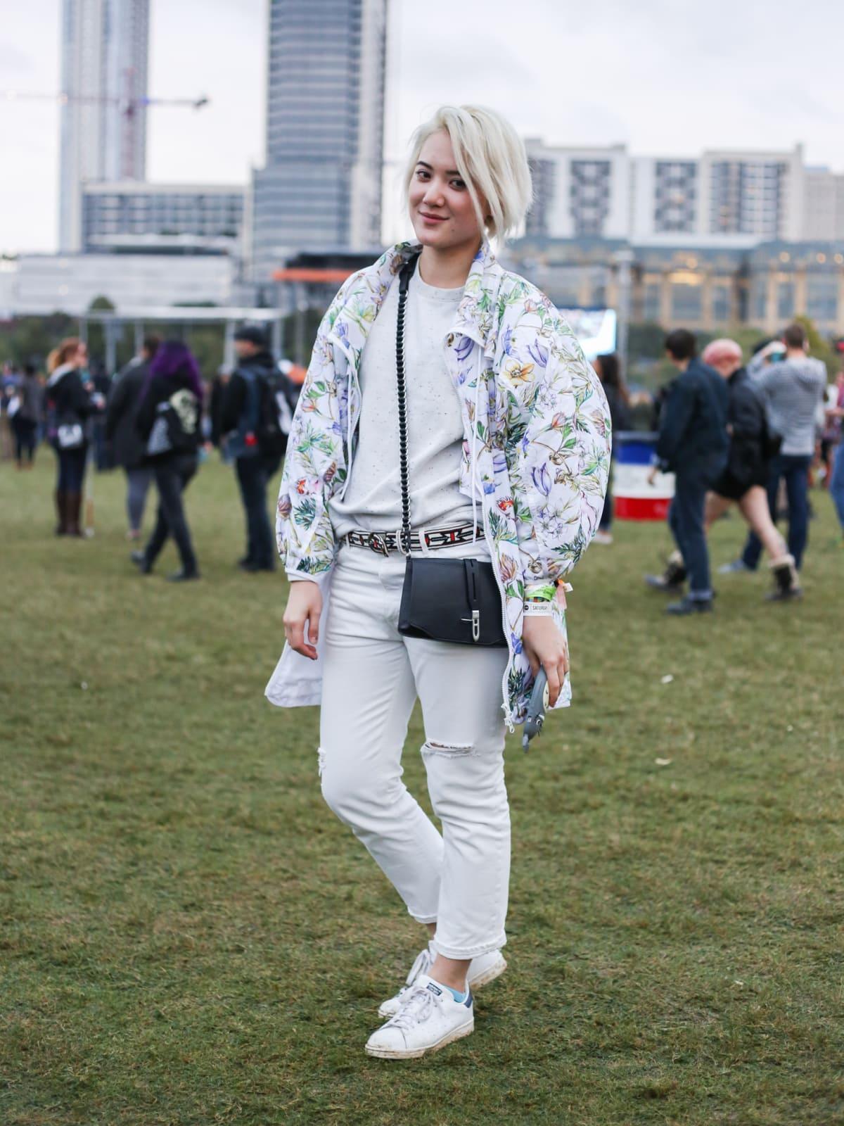 Fun Fun Fun Fest 2015 Fashion Style Jasmin Sus