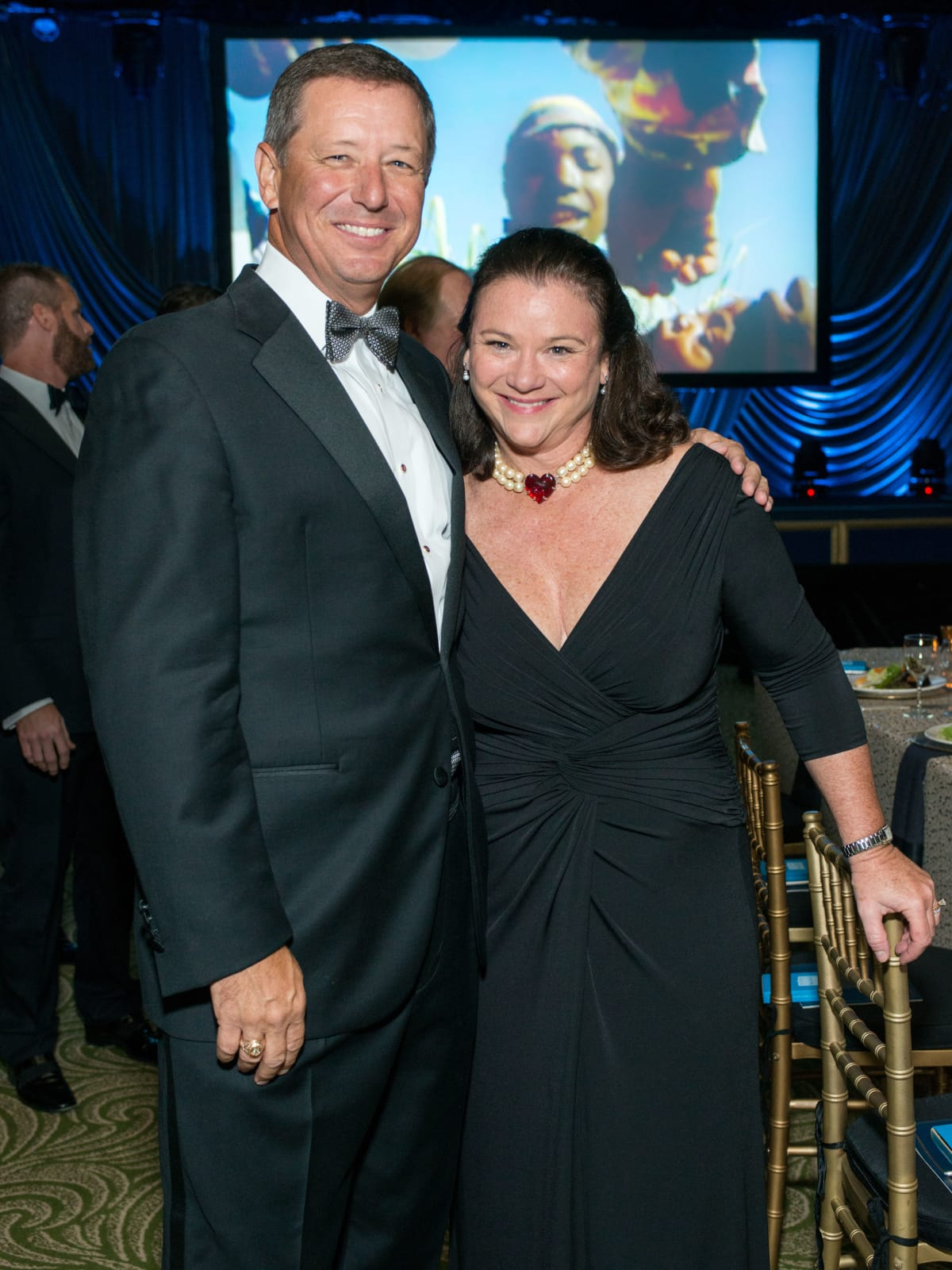 News, Shelby, UNICEF gala, Nov. 2015, David Wuthrich, Tara Wuthrich
