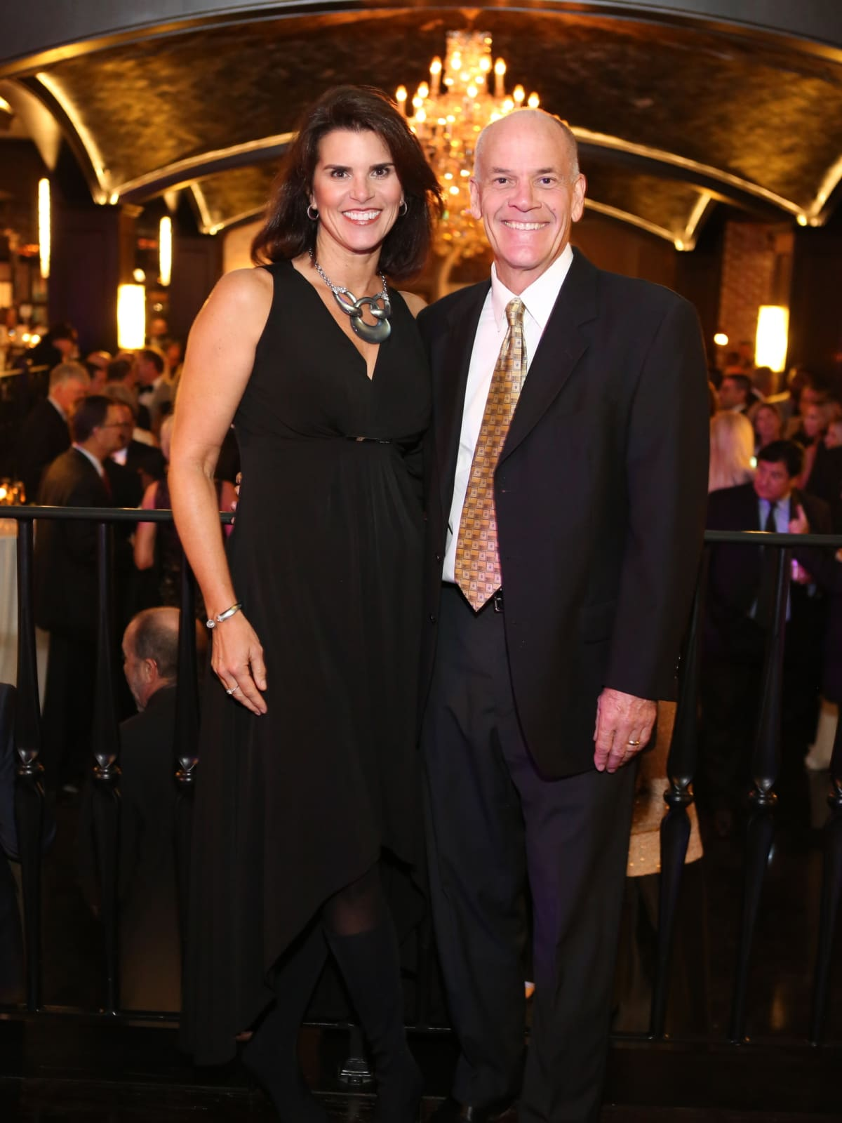 News, Shelby, Catwalk for a Cure, Nov. 2015, Lisa Malosky, Don Friedell