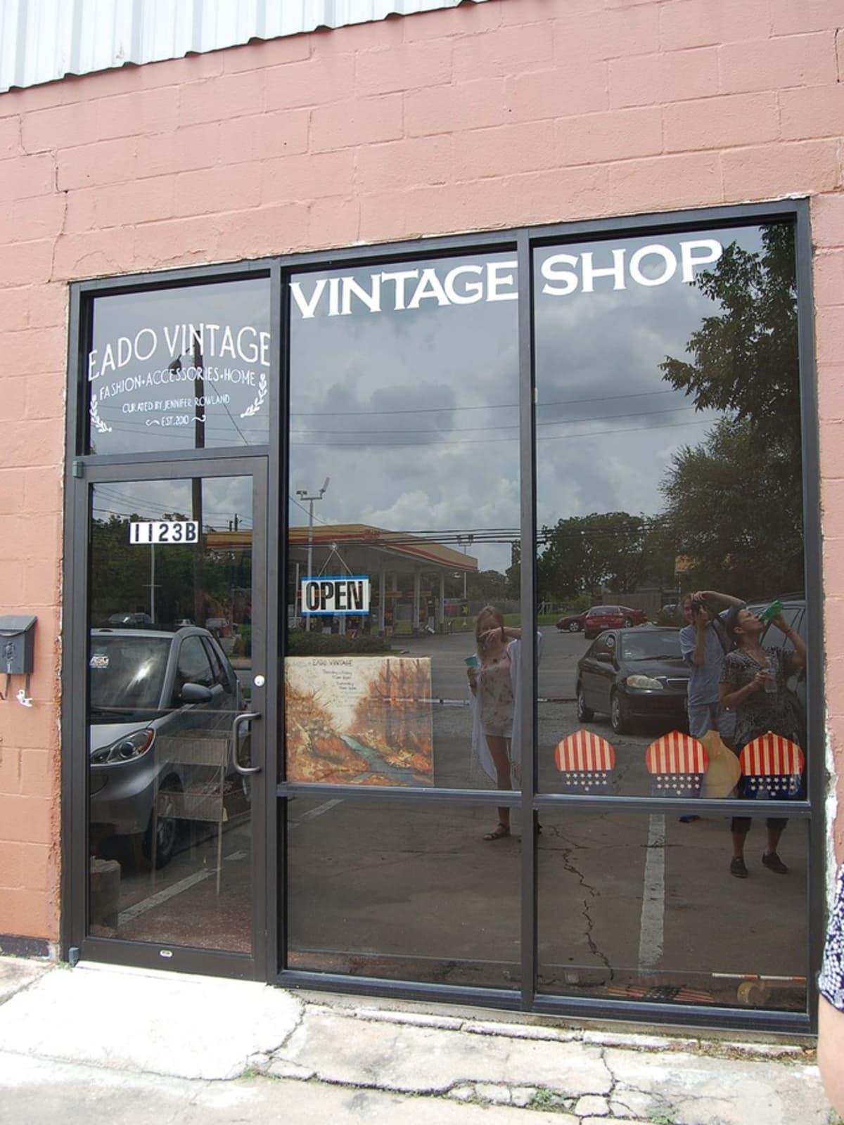 Eado Vintage shop