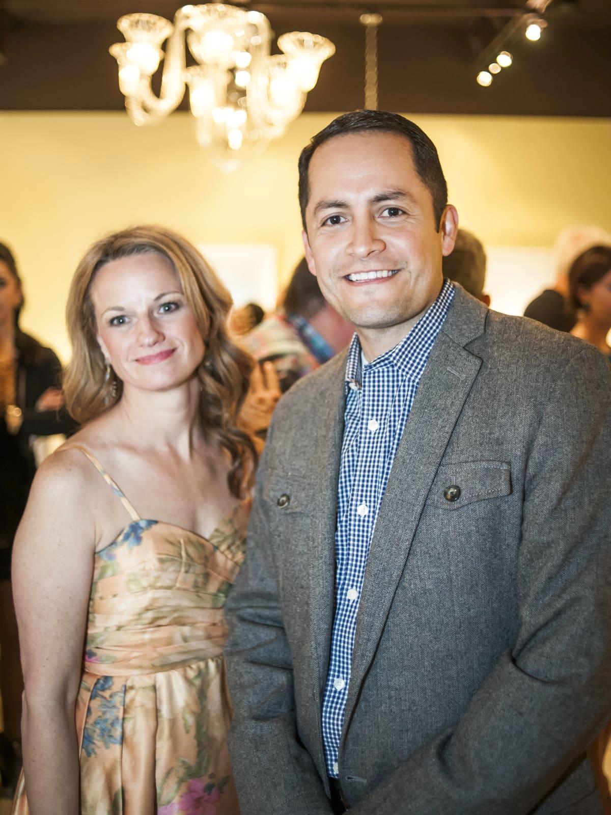 Rachel Buxkamper, Alex Gonzalez