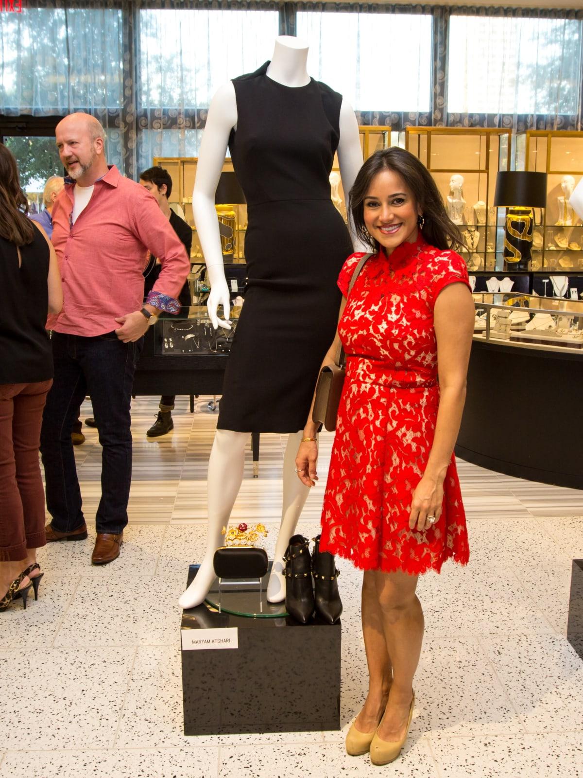 Houston Stylemakers 2015 Maryam Afshari