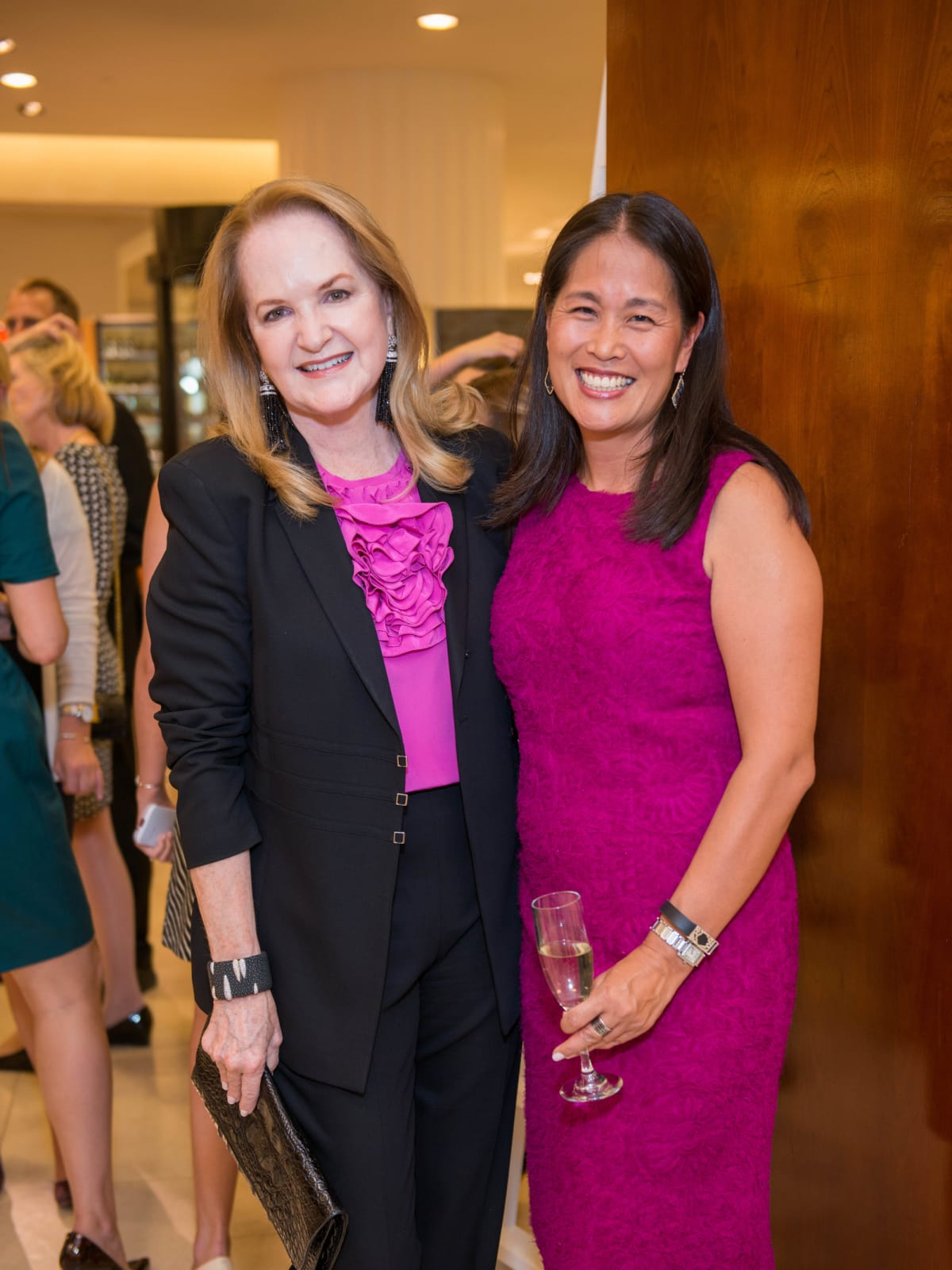 Key for a Cure Saks Sandy Barrett and Grace Kim