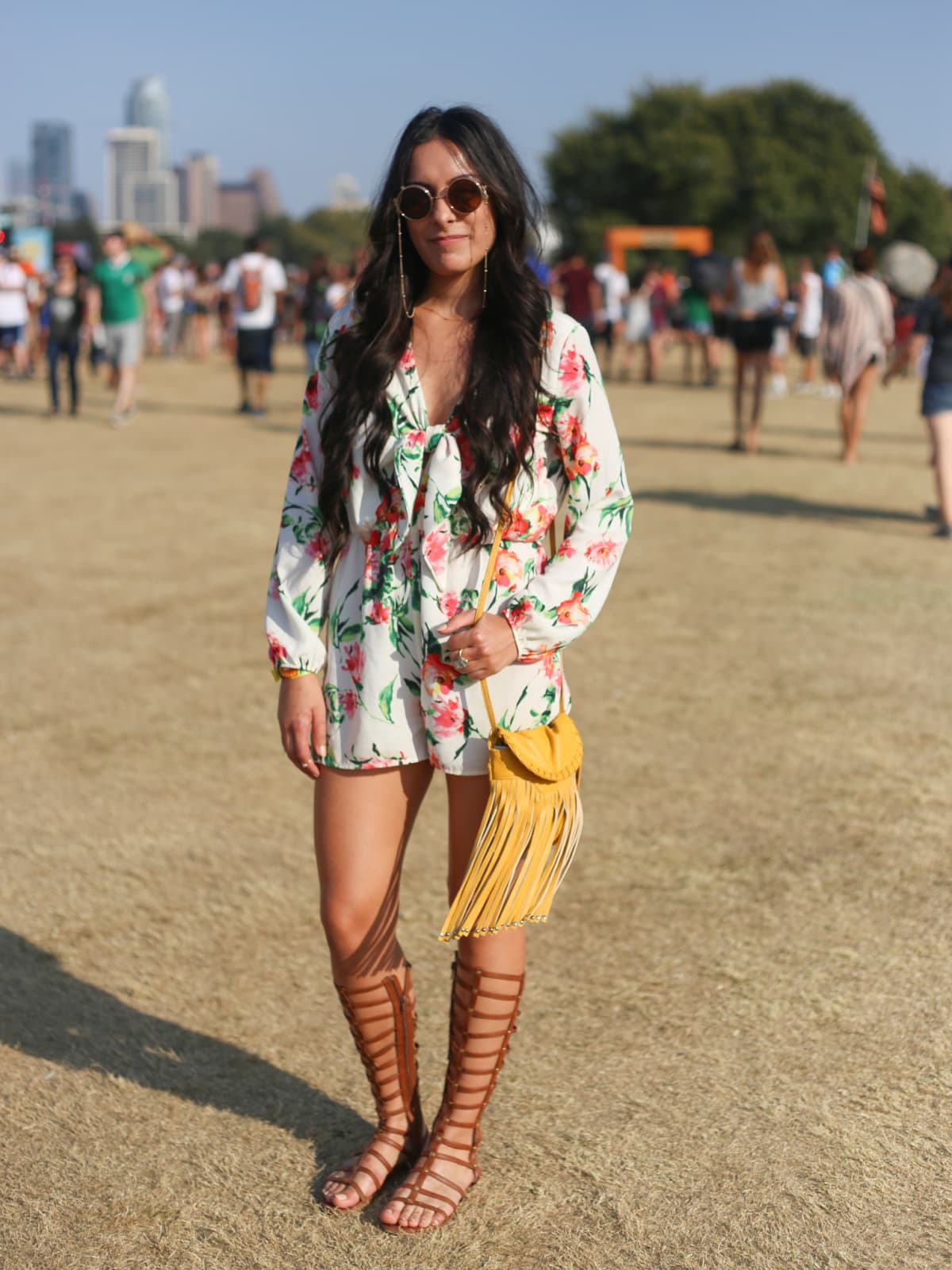 Austin City Limits Festival ACL 2015 Street Style Lorena Bhuddo