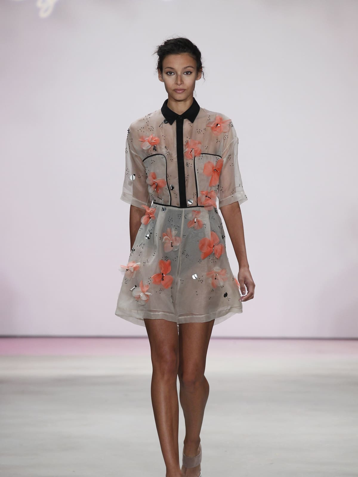Lela Rose spring 2016 collection Look 33