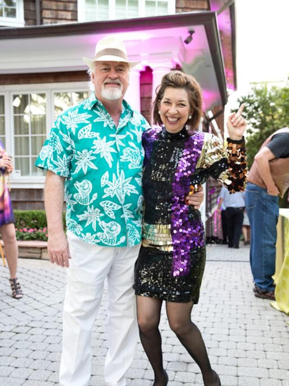 Bayou Preservation Gala 2015 Ty & Lynn Kelly