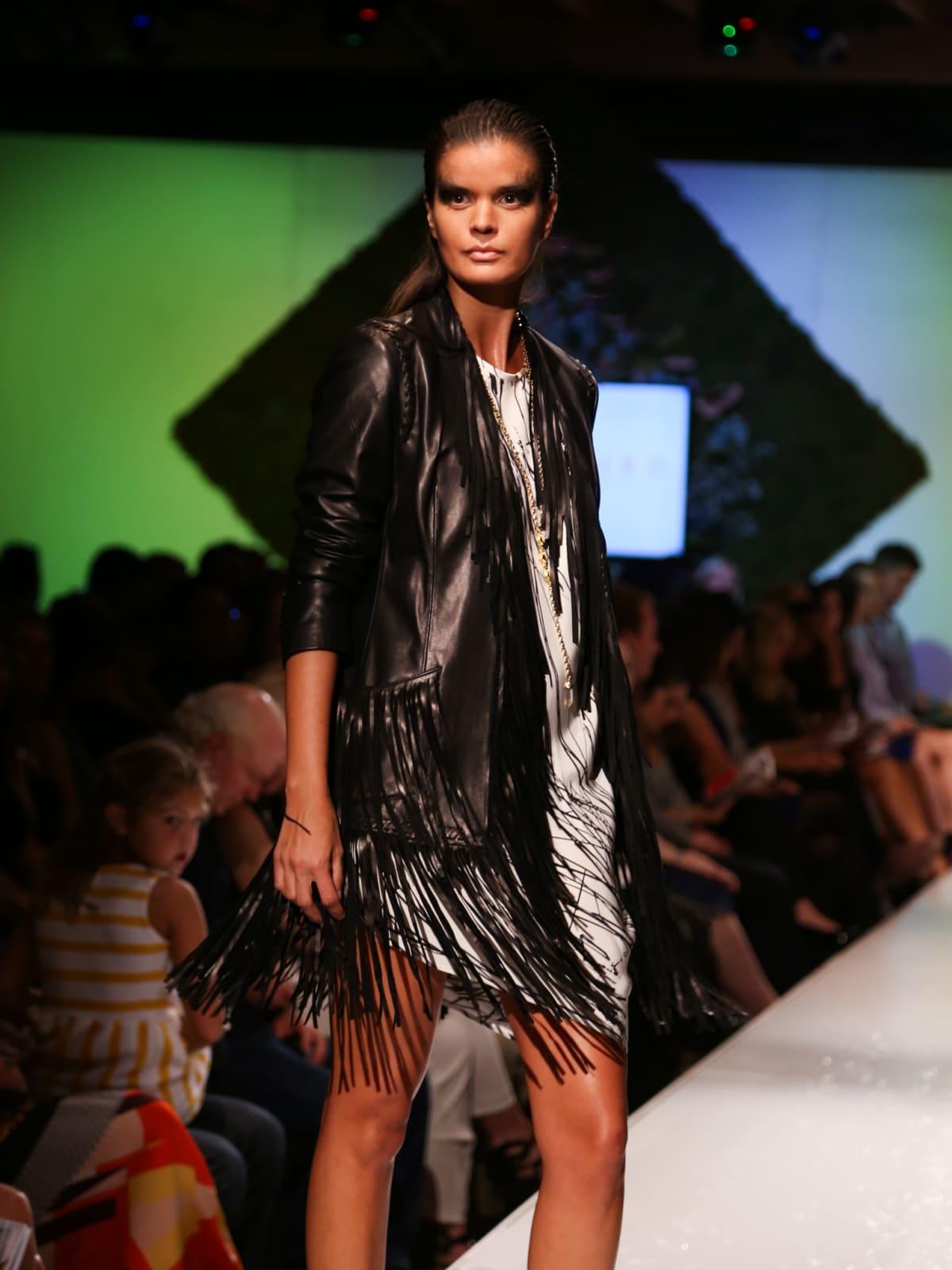 Tribeza Fashion Show 2015 at Brazos Hall Redbird