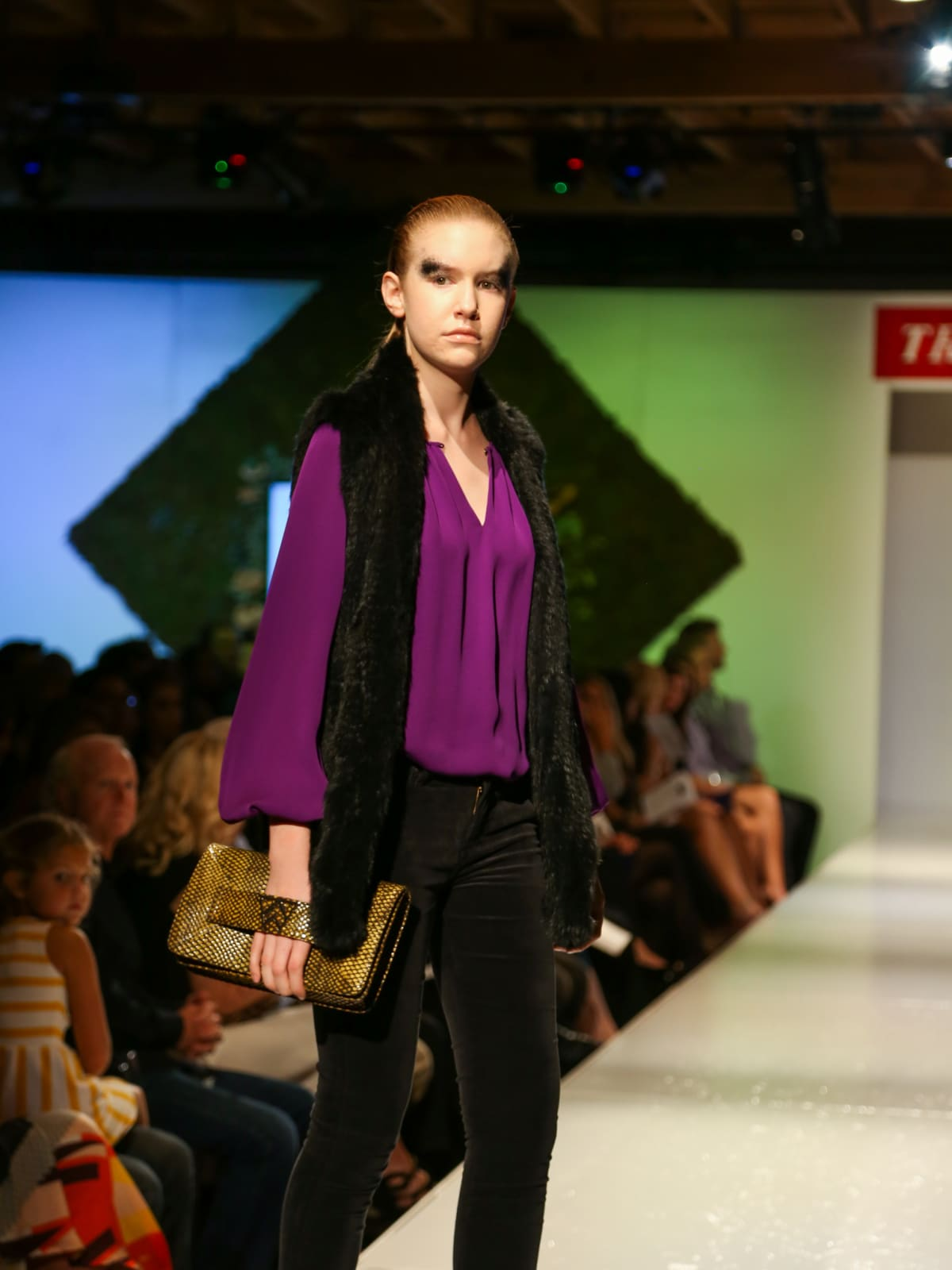 Tribeza Fashion Show 2015 at Brazos Hall FOUND Austin