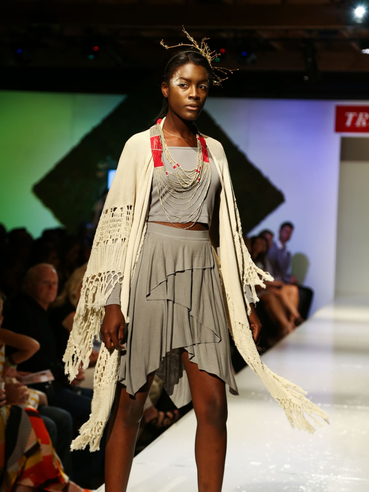Tribeza Fashion Show 2015 at Brazos Hall Raven + Lily