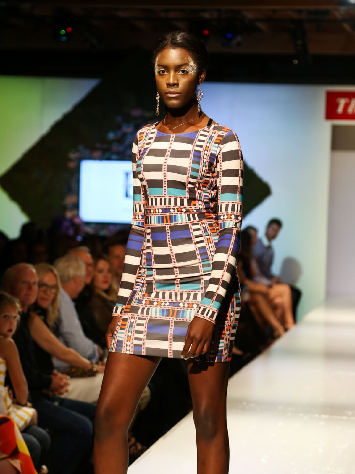Tribeza Fashion Show 2015 at Brazos Hall Estilo