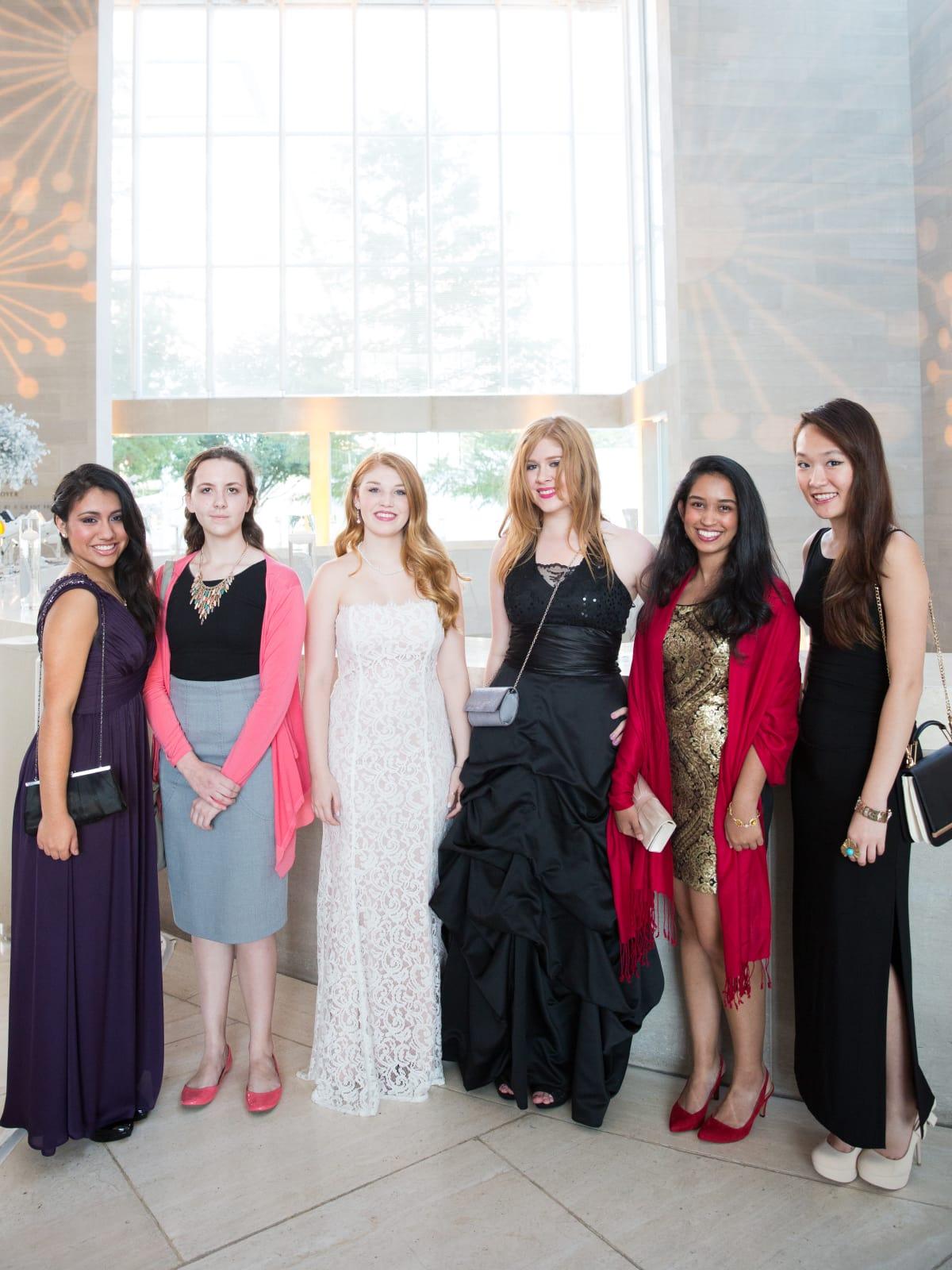 Molly Martinez, Samantha Miller, Jessica Ehling, Abby Crouse, Nivedina Sarma, Hadassah Lai