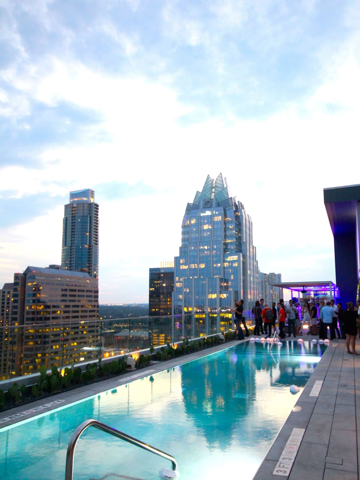 Westin Grand Opening Party
