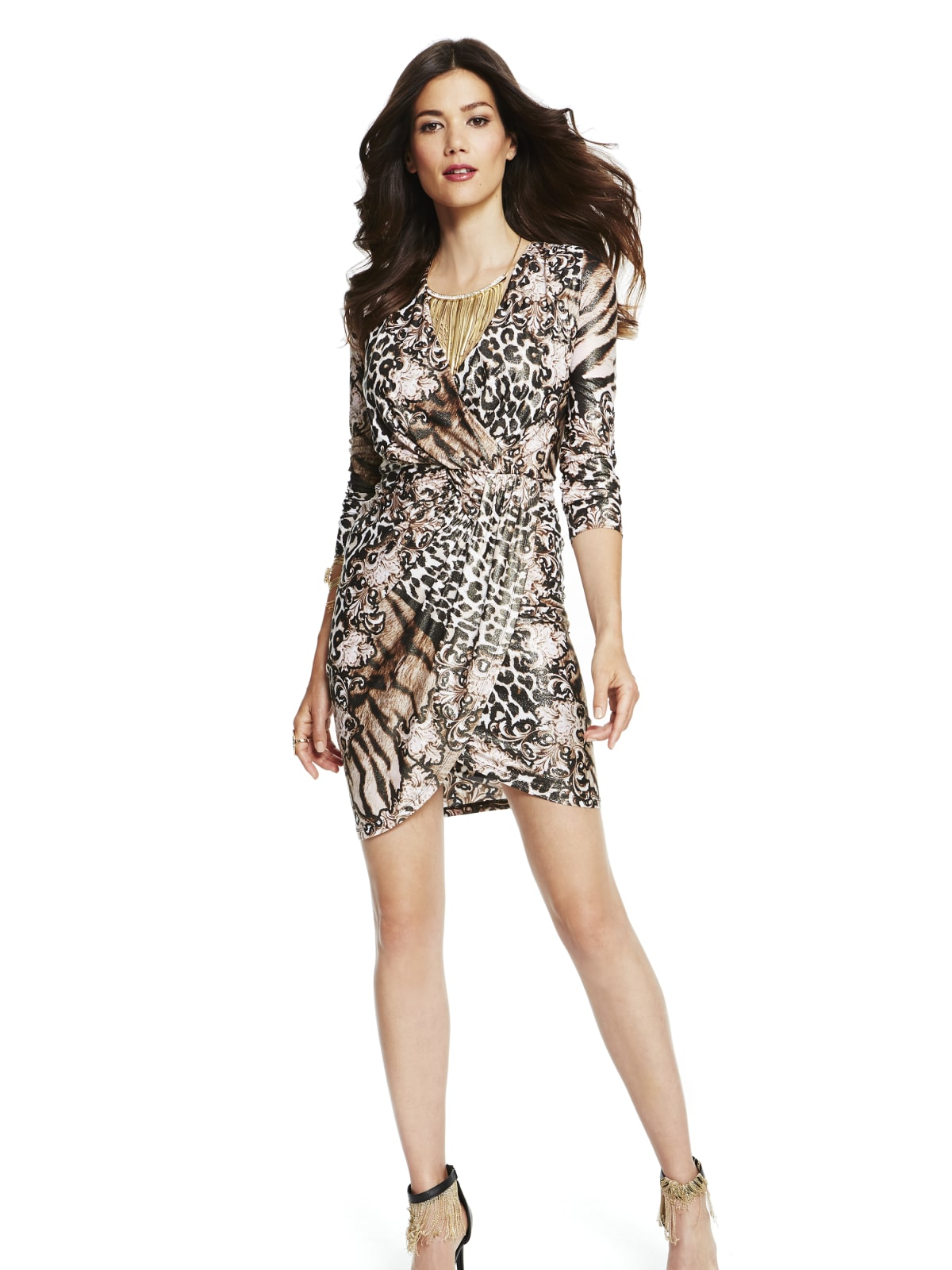 Dress from the Thalia collection at Macy's