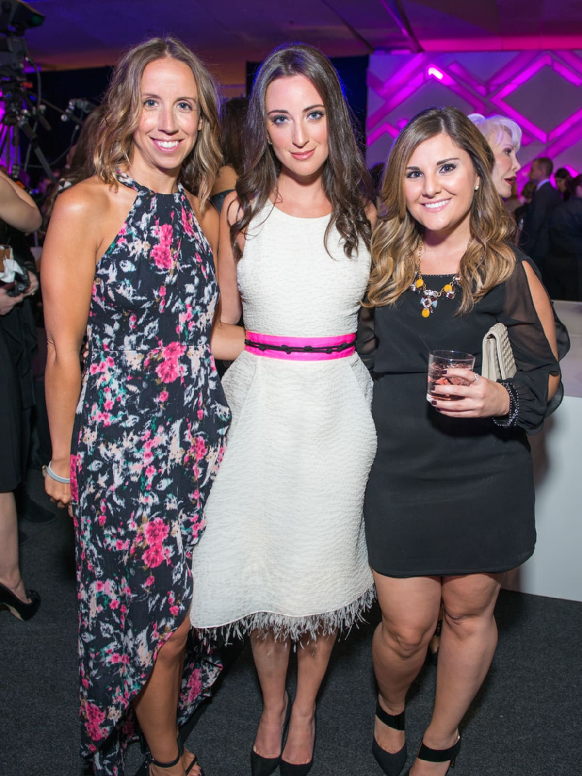 Houston, Vogue Simon Fashion Show, September 2015, Christa Allen, Micaela Erlinger, Katelyn Shea