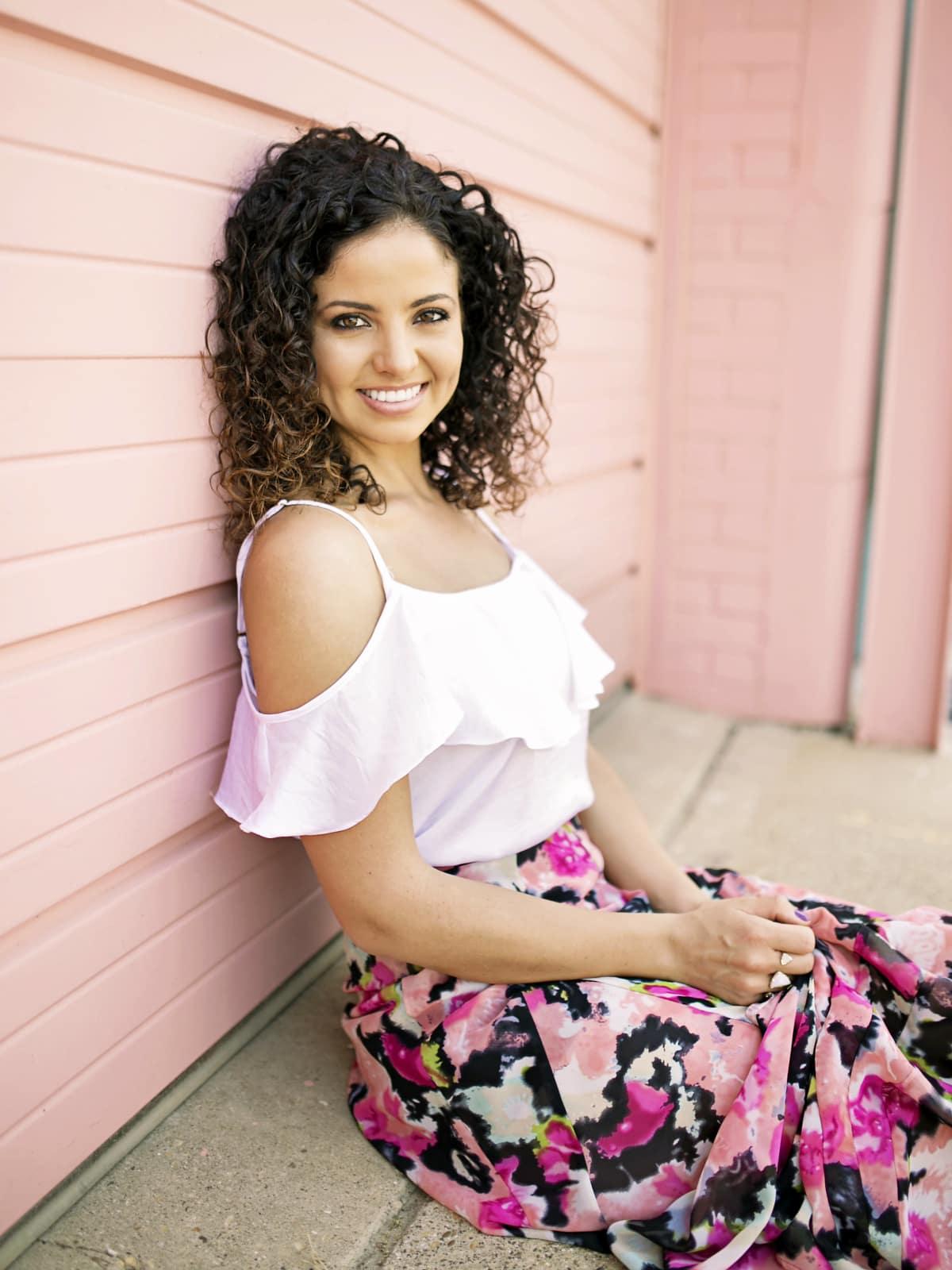 Stylemaker nominee Nicole Bulcher