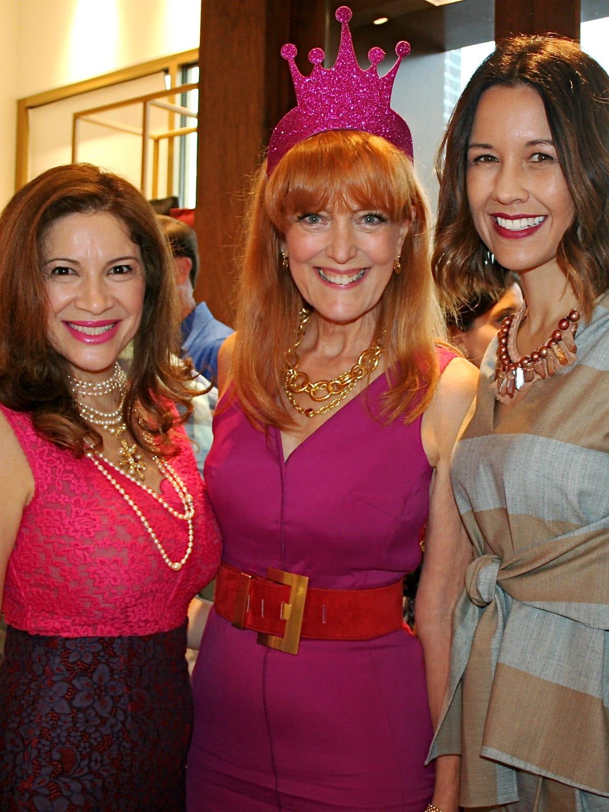 News, Shelby, Recipe for Success kick-off, Sept. 2015, Alex Blair, Gracie Cavnar, Carrie Colbert