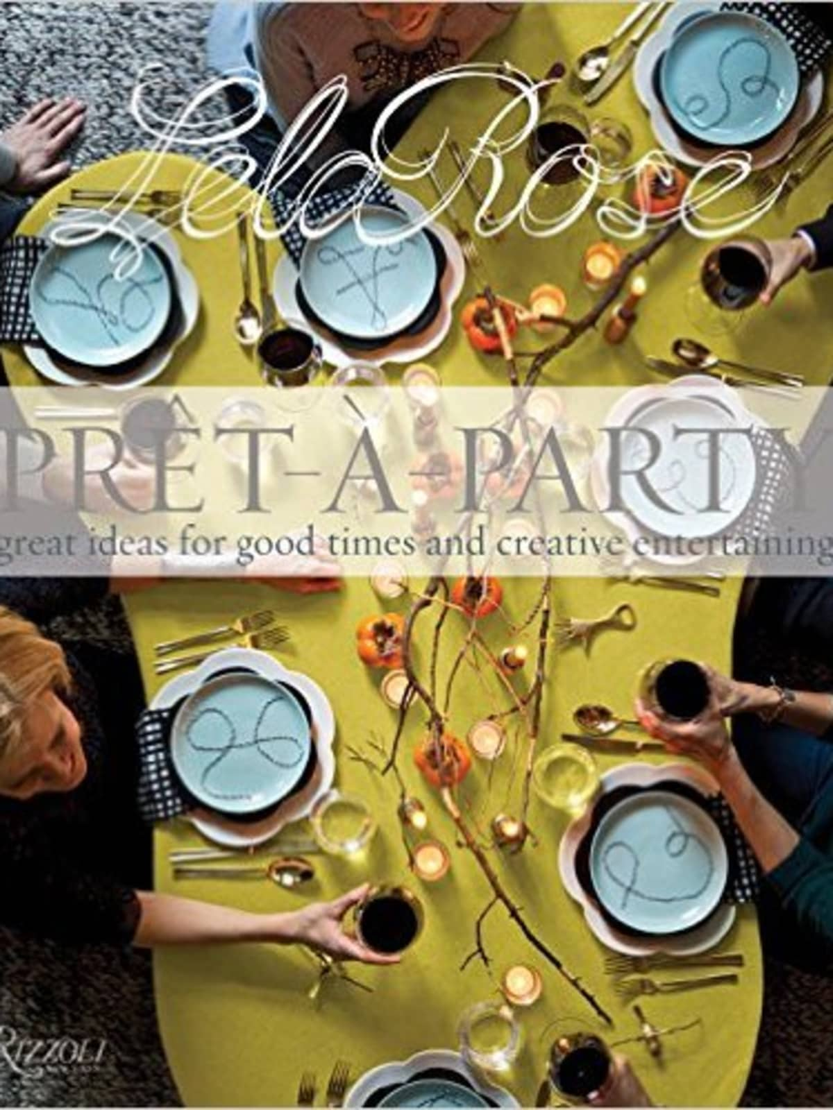 Lela Rose book Pret a Party