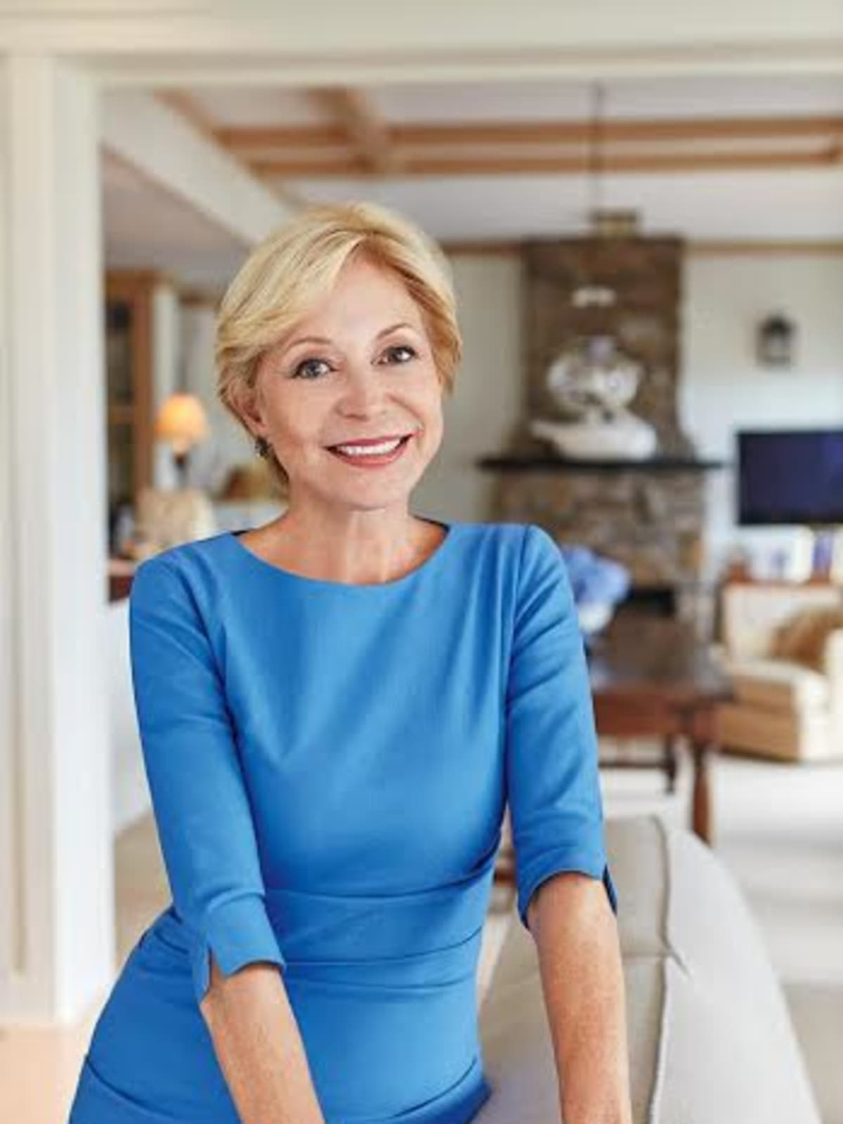 Joan Martin Brahmin handbag designer