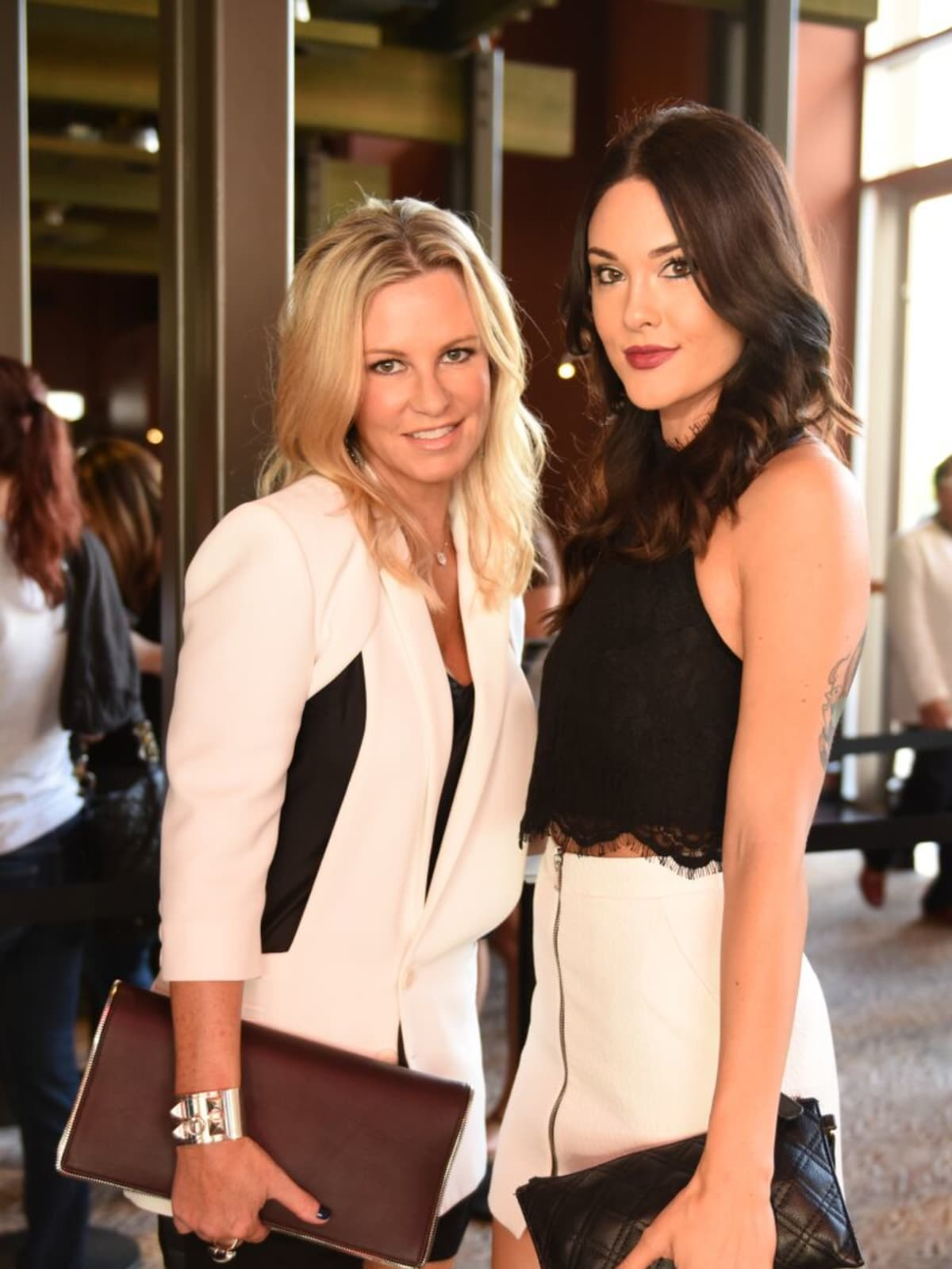 News, Shelby, Blunt Force Trauma premiere, Aug. 2015, Tricia Oliver, Janelle Bunyan