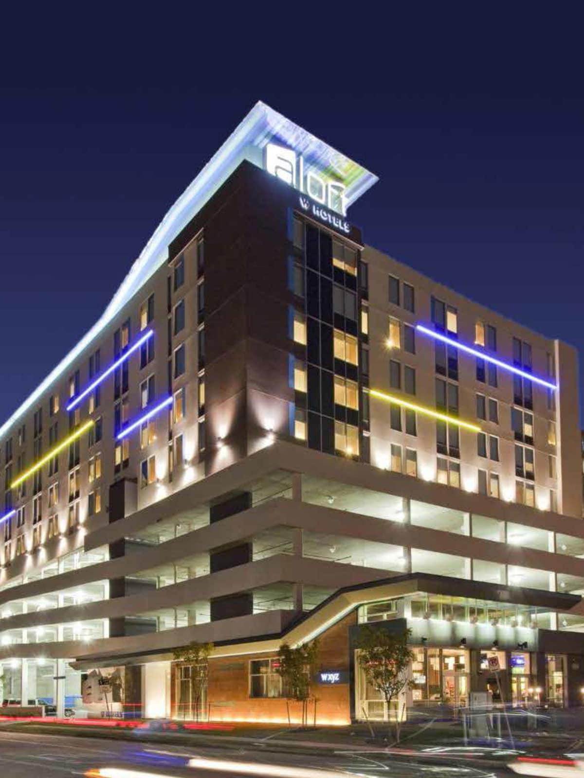 Aloft Hotel Houston Galleria
