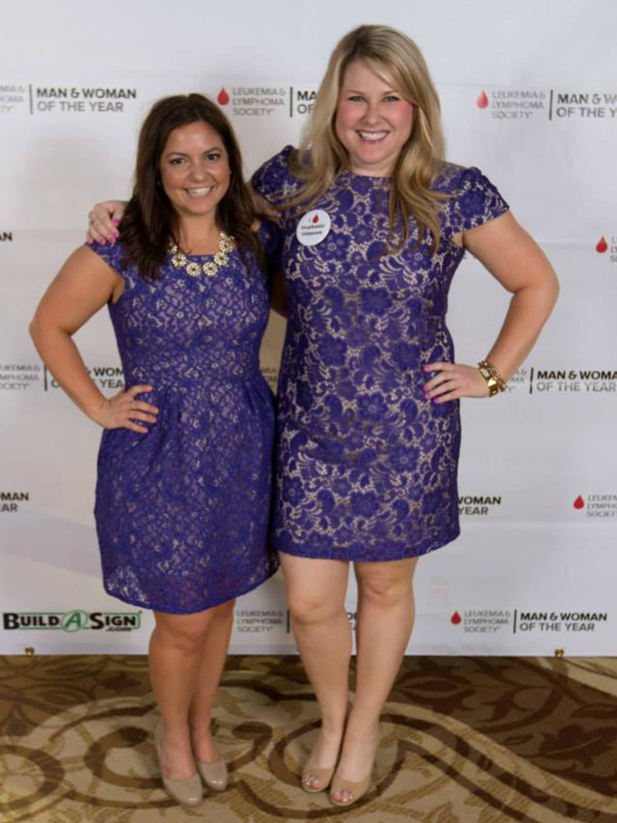 Leukemia & Lymphoma Society's Man & Woman of the Year Gala_Sarah Appolito_Anne Taylor Billingsley_2015