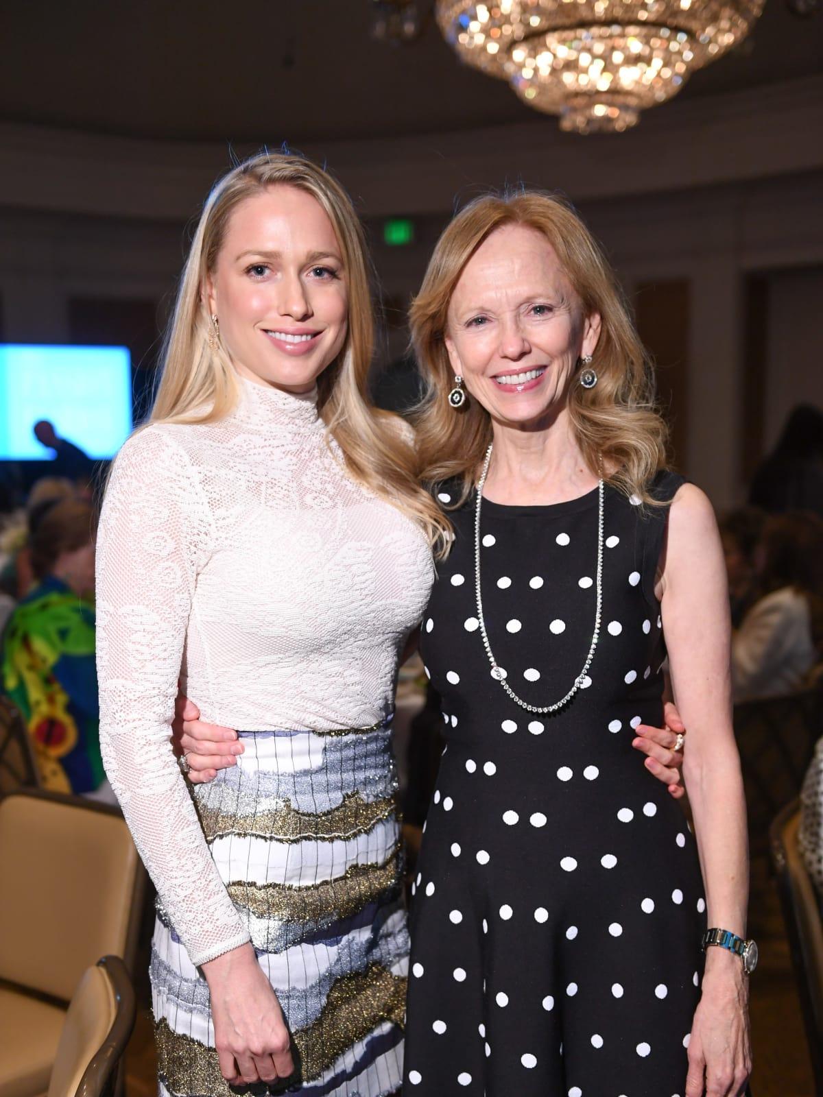 Passion for Fashion Luncheon, Lori Sarofim, Susan Sarofim
